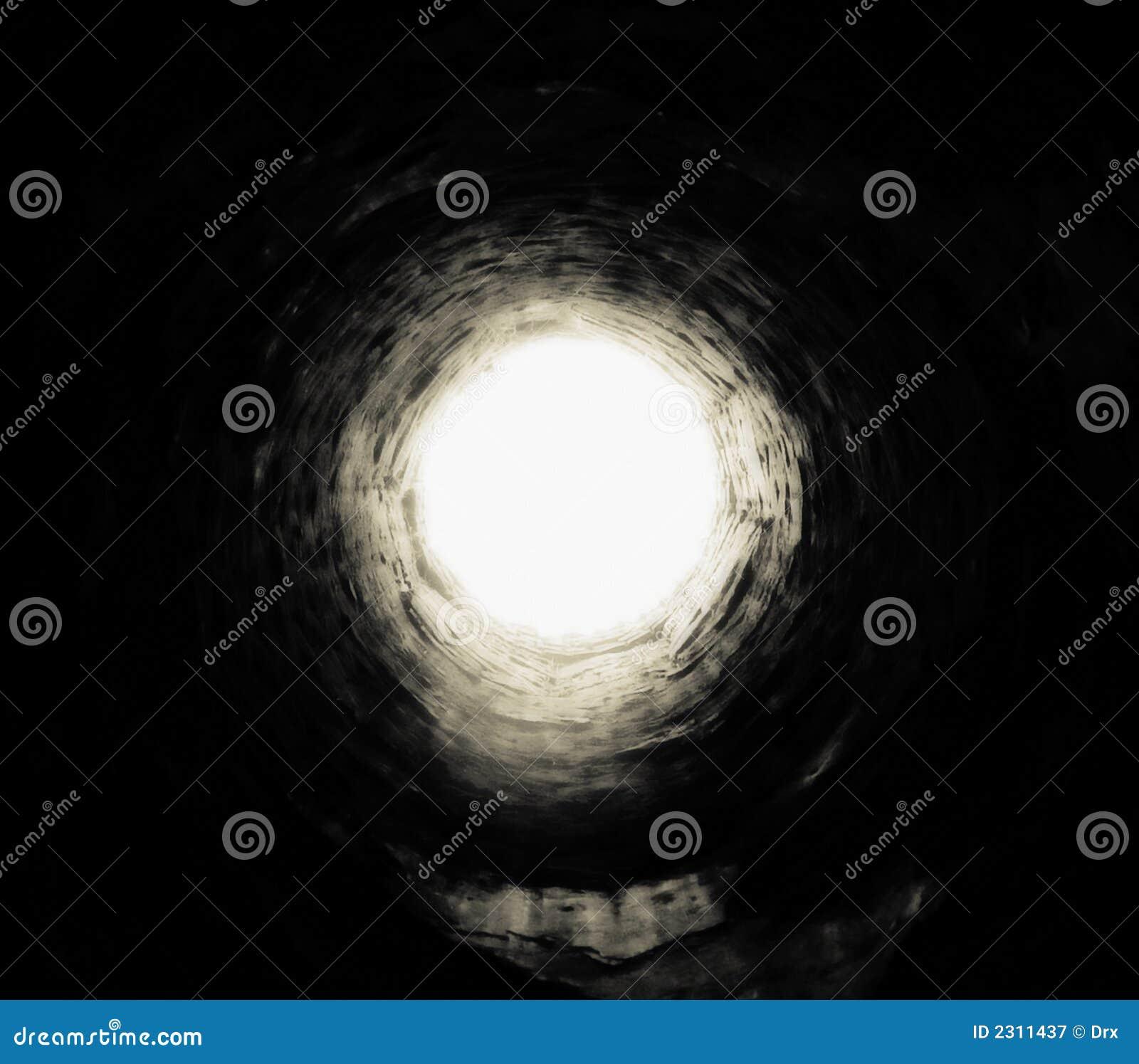 τρύπα θανάτου έννοιας καλά
