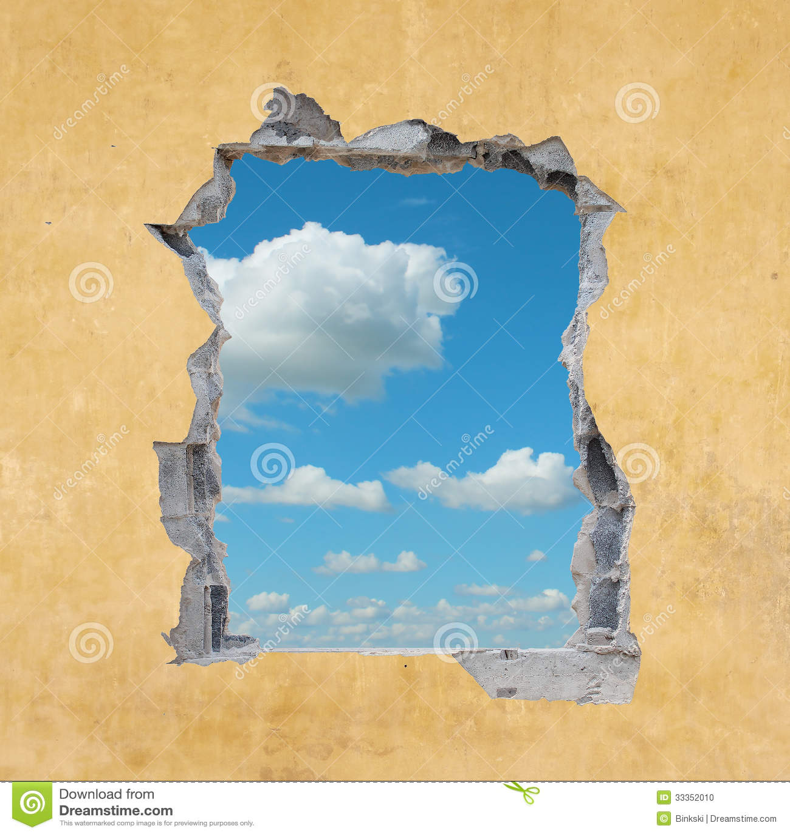 Τρύπα στον τοίχο