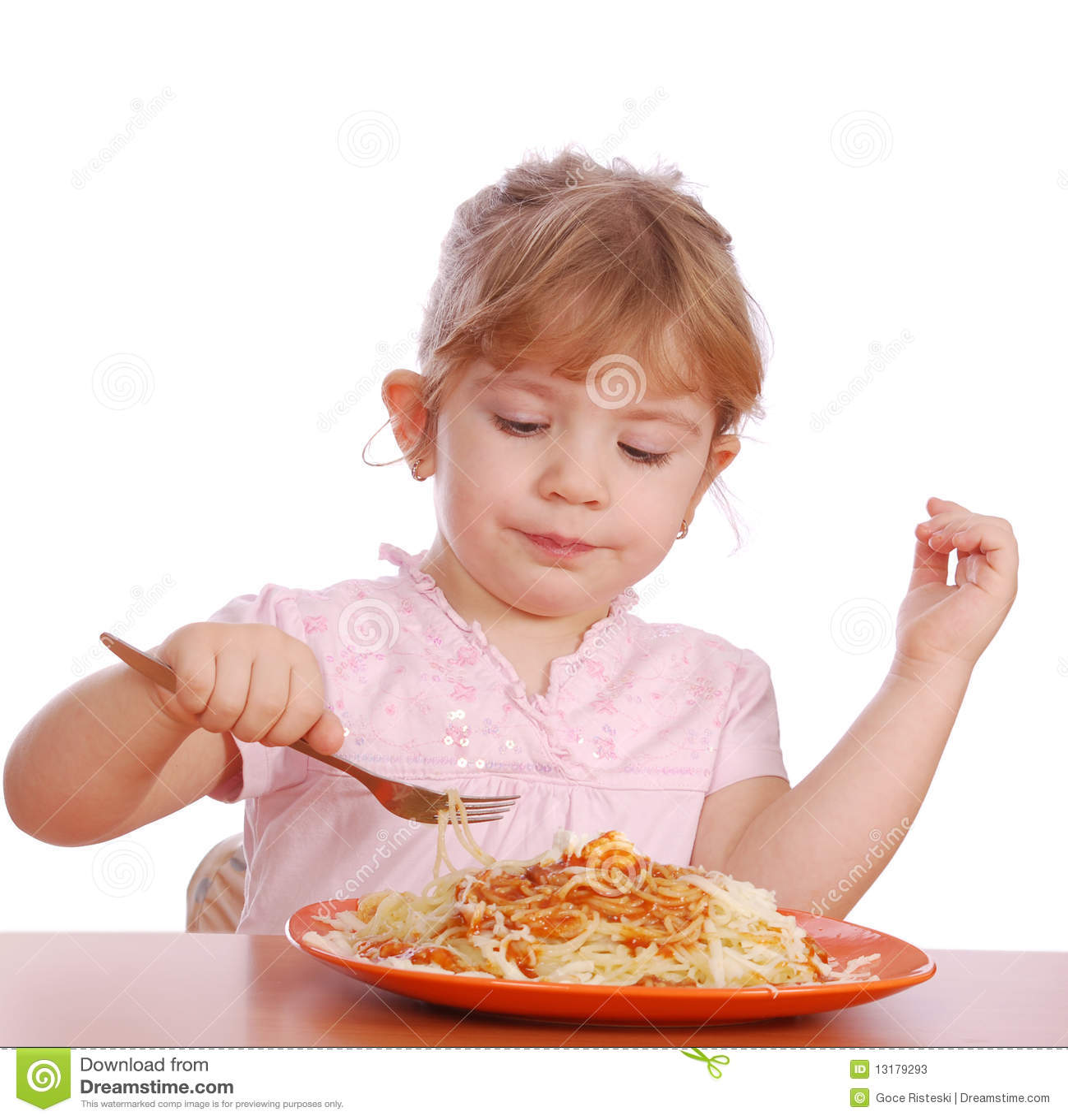 τρώγοντας το κορίτσι λίγ&alpha