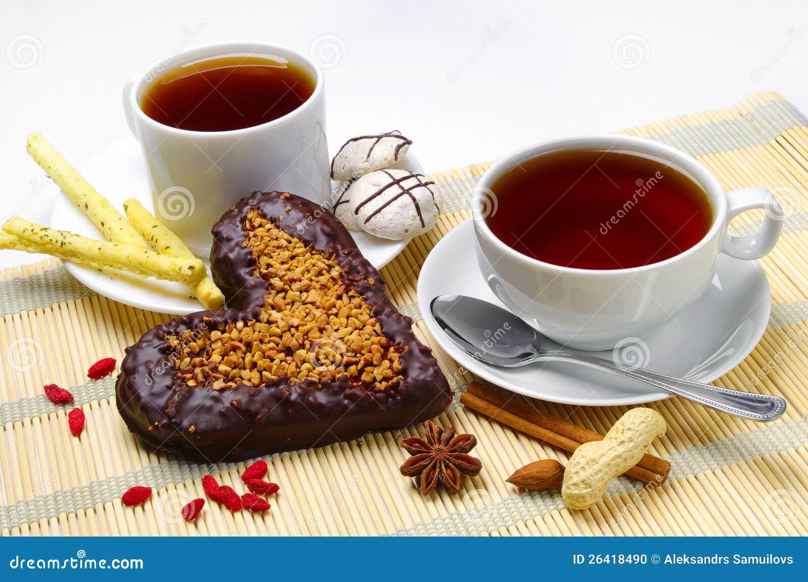 Τσάι δύο και μπισκότα