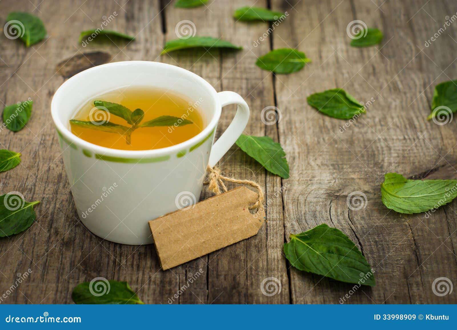 Τσάι μεντών