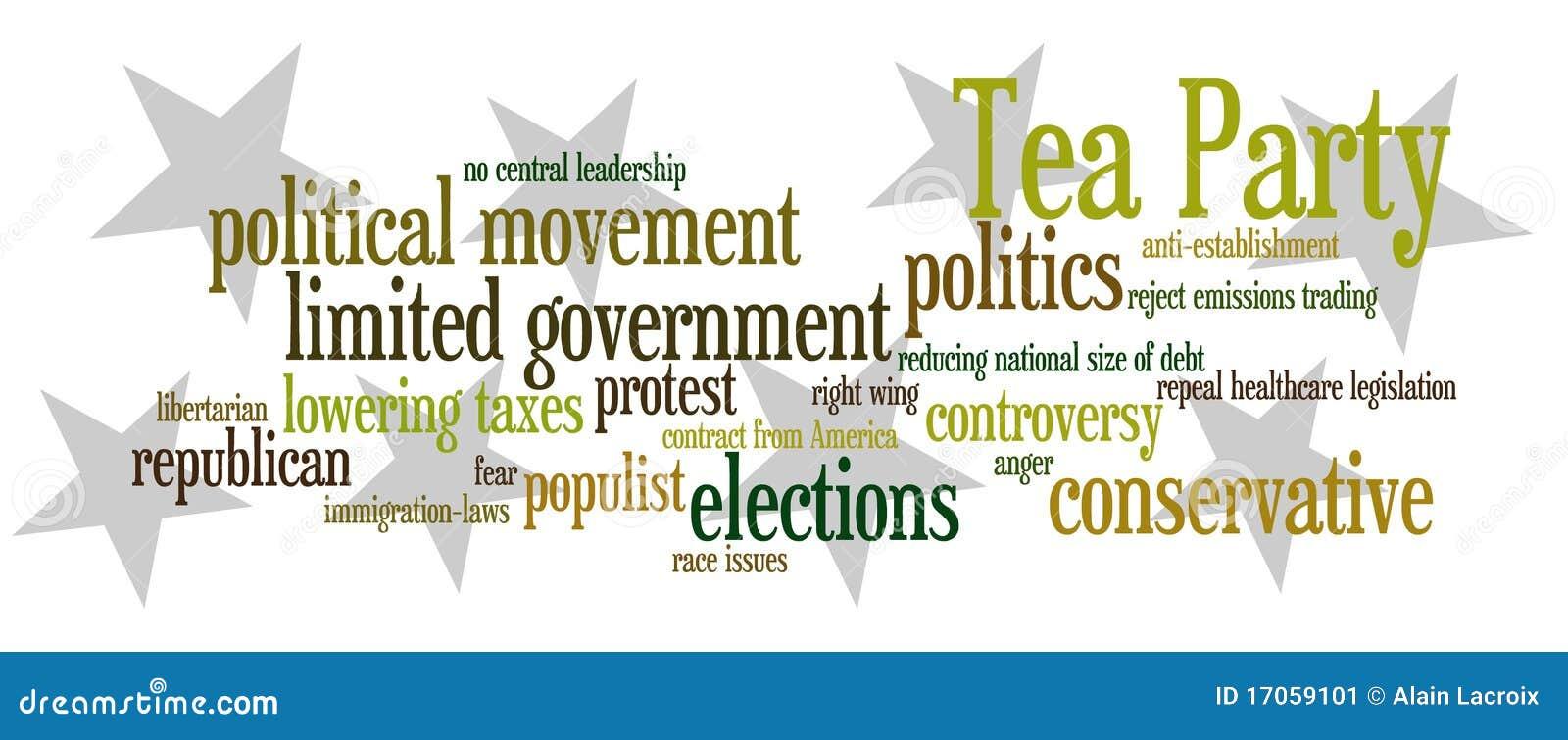 τσάι συμβαλλόμενων μερών