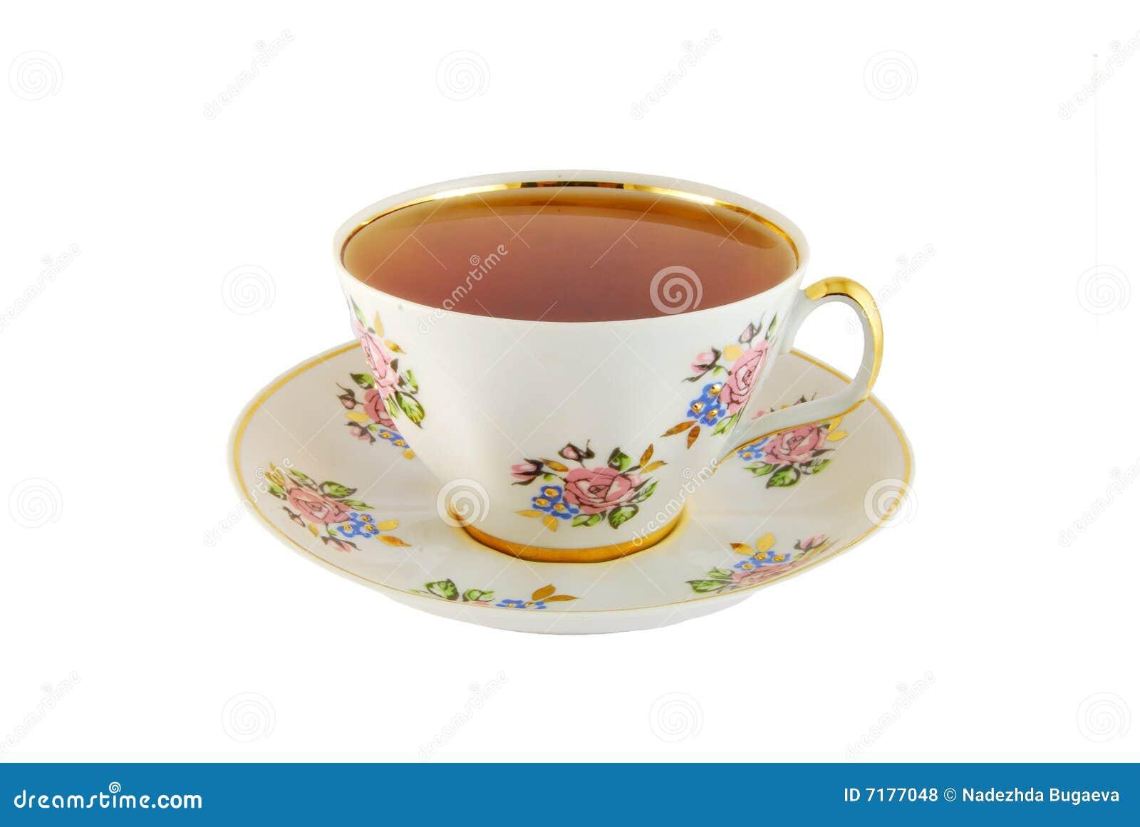 τσάι φλυτζανιών