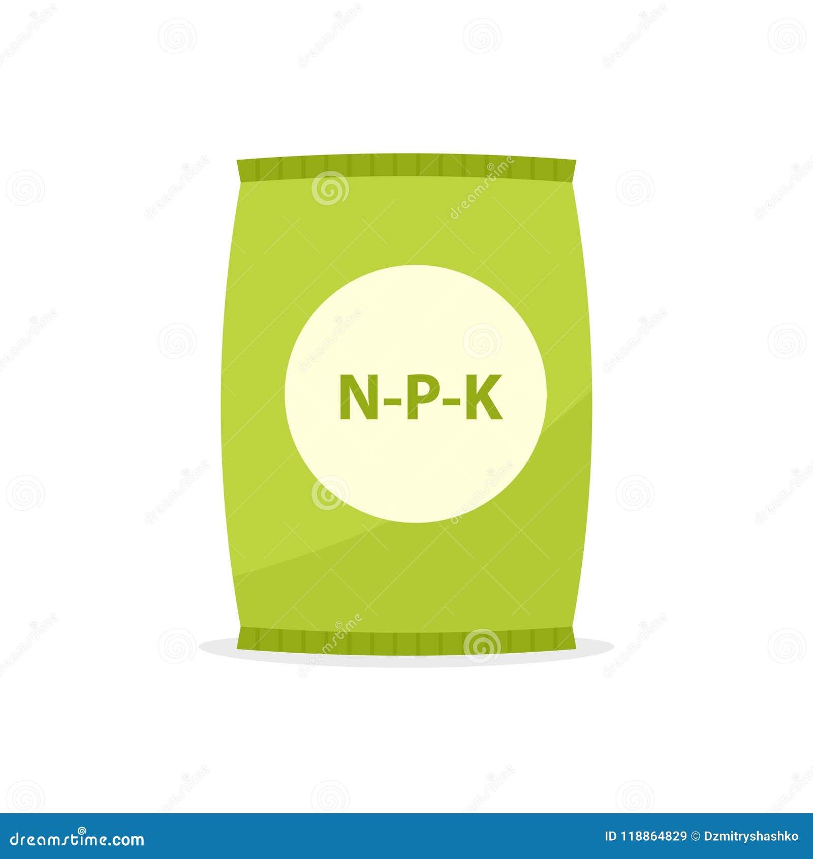 Τσάντα εγγράφου με το εικονίδιο λιπάσματος