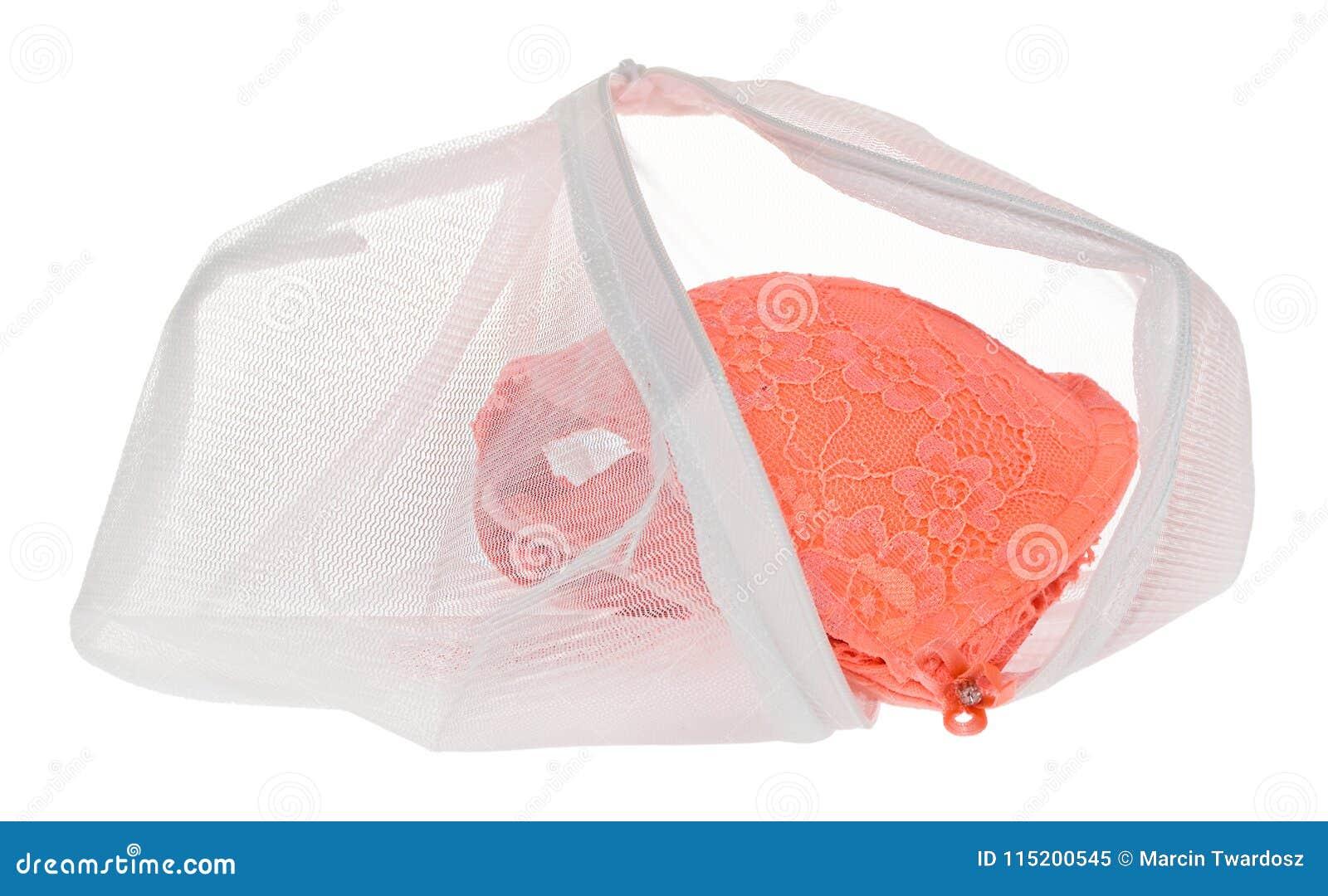 Τσάντα πλυσίματος για τα λεπτά ενδύματα, παπούτσια, εσώρουχο, στηθόδεσμος Ένα πλυντήριο