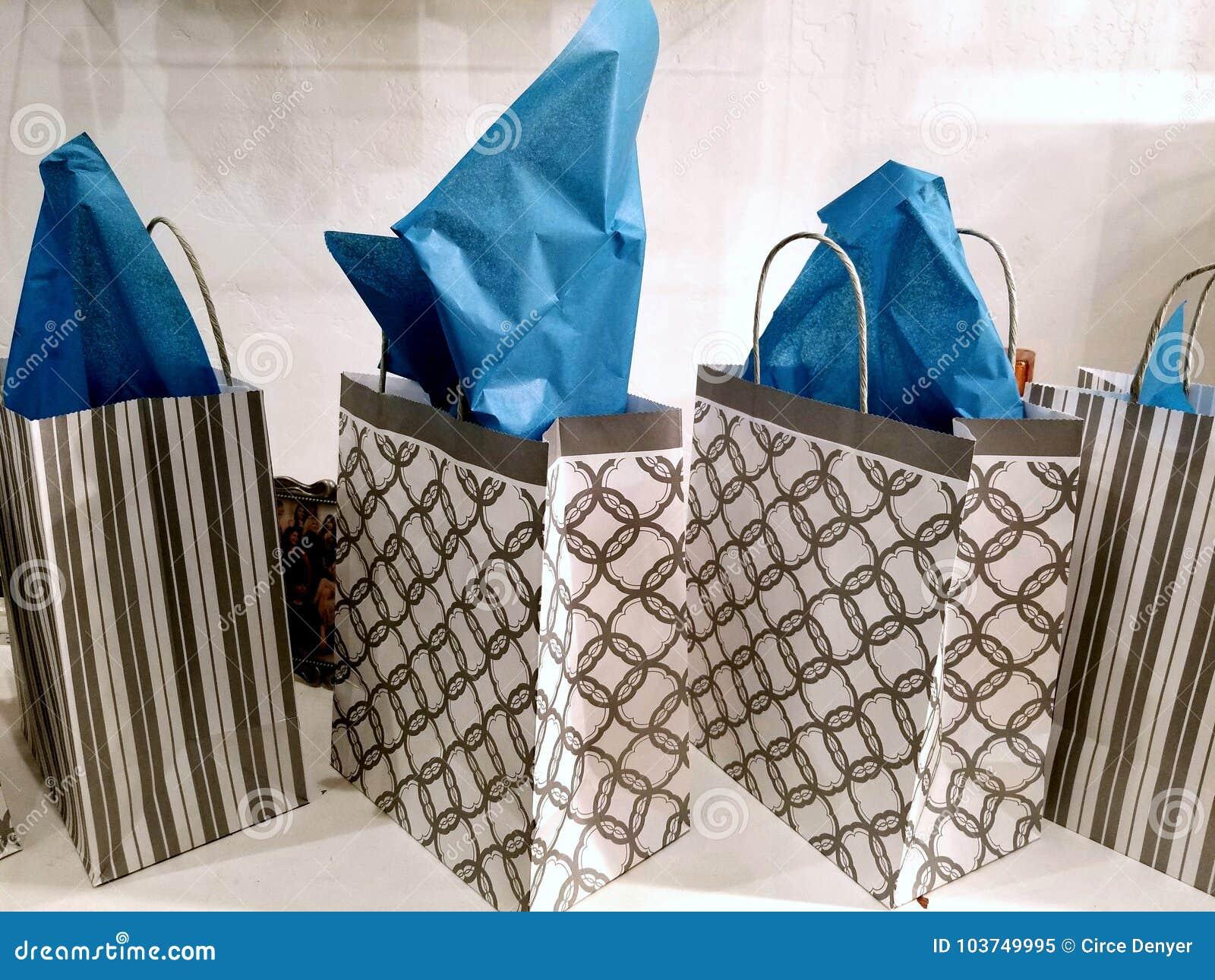 Τσάντες Swag δώρων για giveaway σε ένα γεγονός