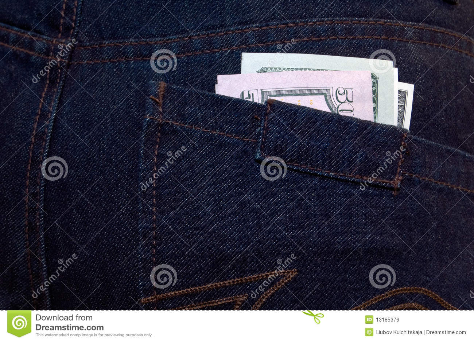 τσέπη δολαρίων