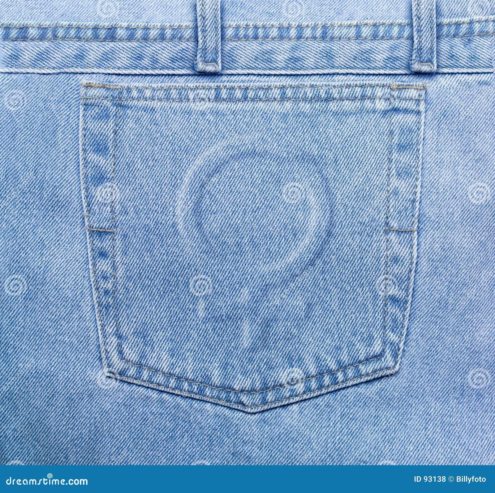 τσέπη τζιν femenine