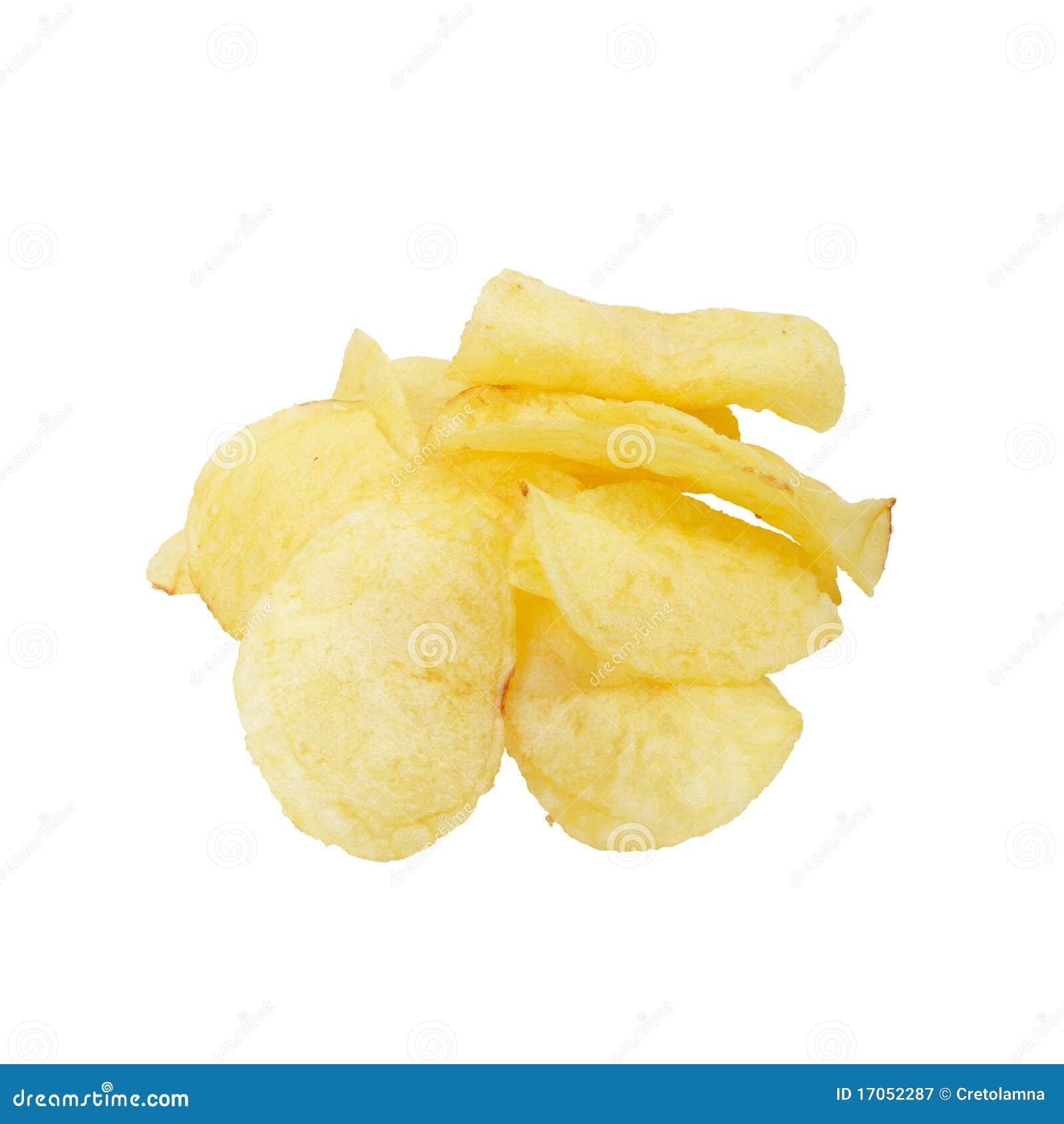Τσιπ πατατών.