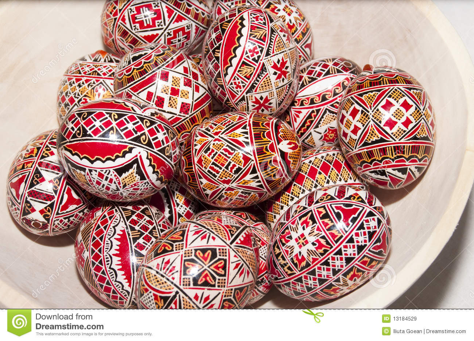 Τυπωμένα Πάσχα αυγά