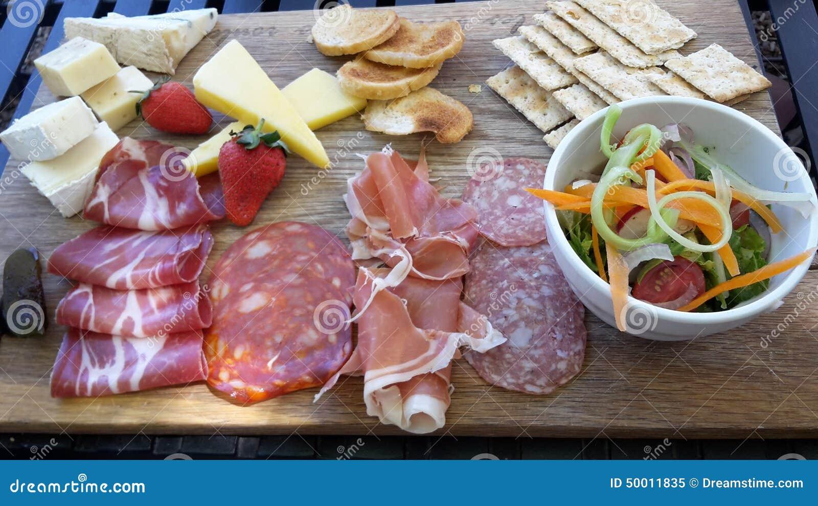 Τυρί & πίνακας Charcuterie - Constantia