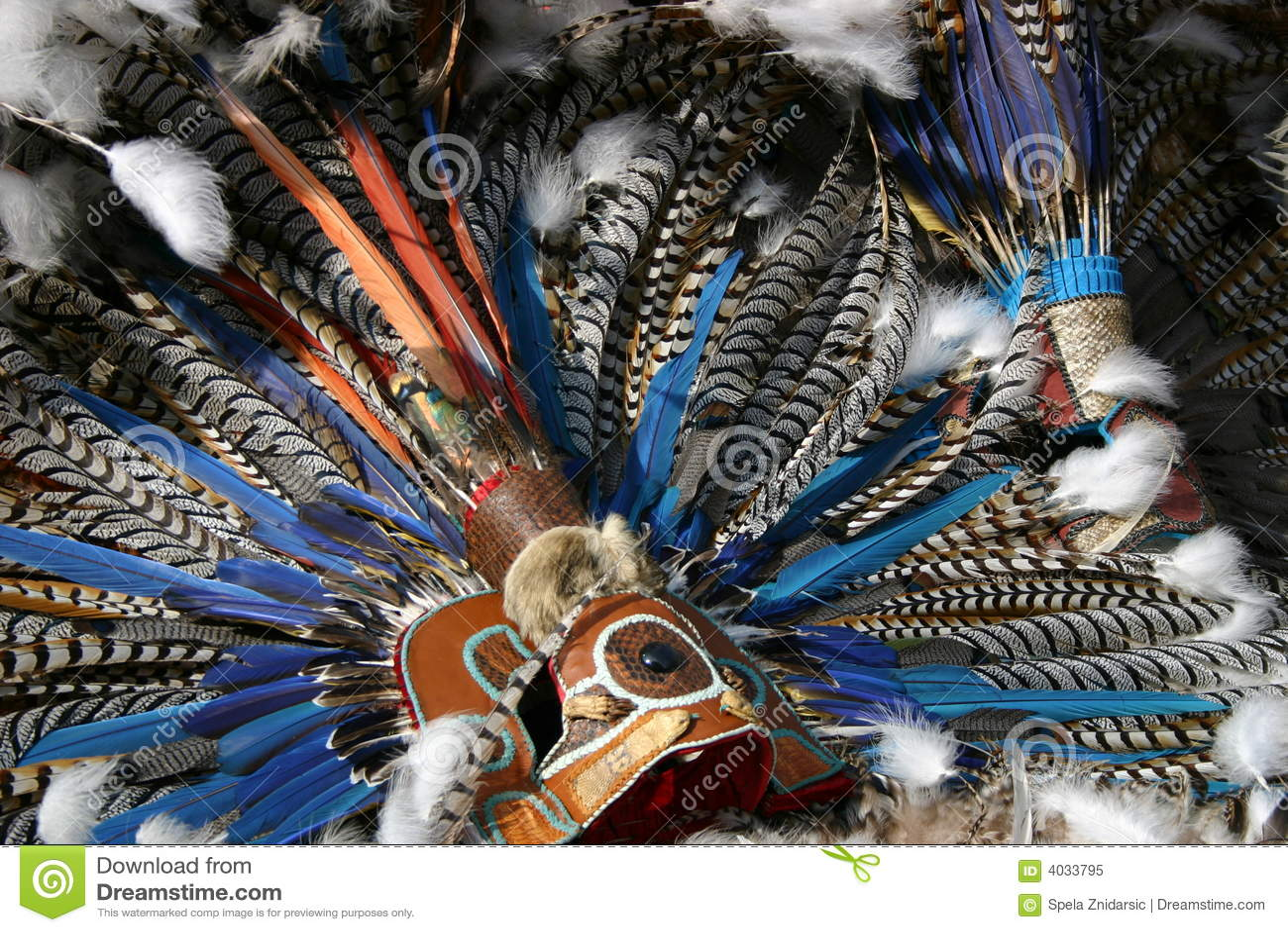 των Αζτέκων μάσκα