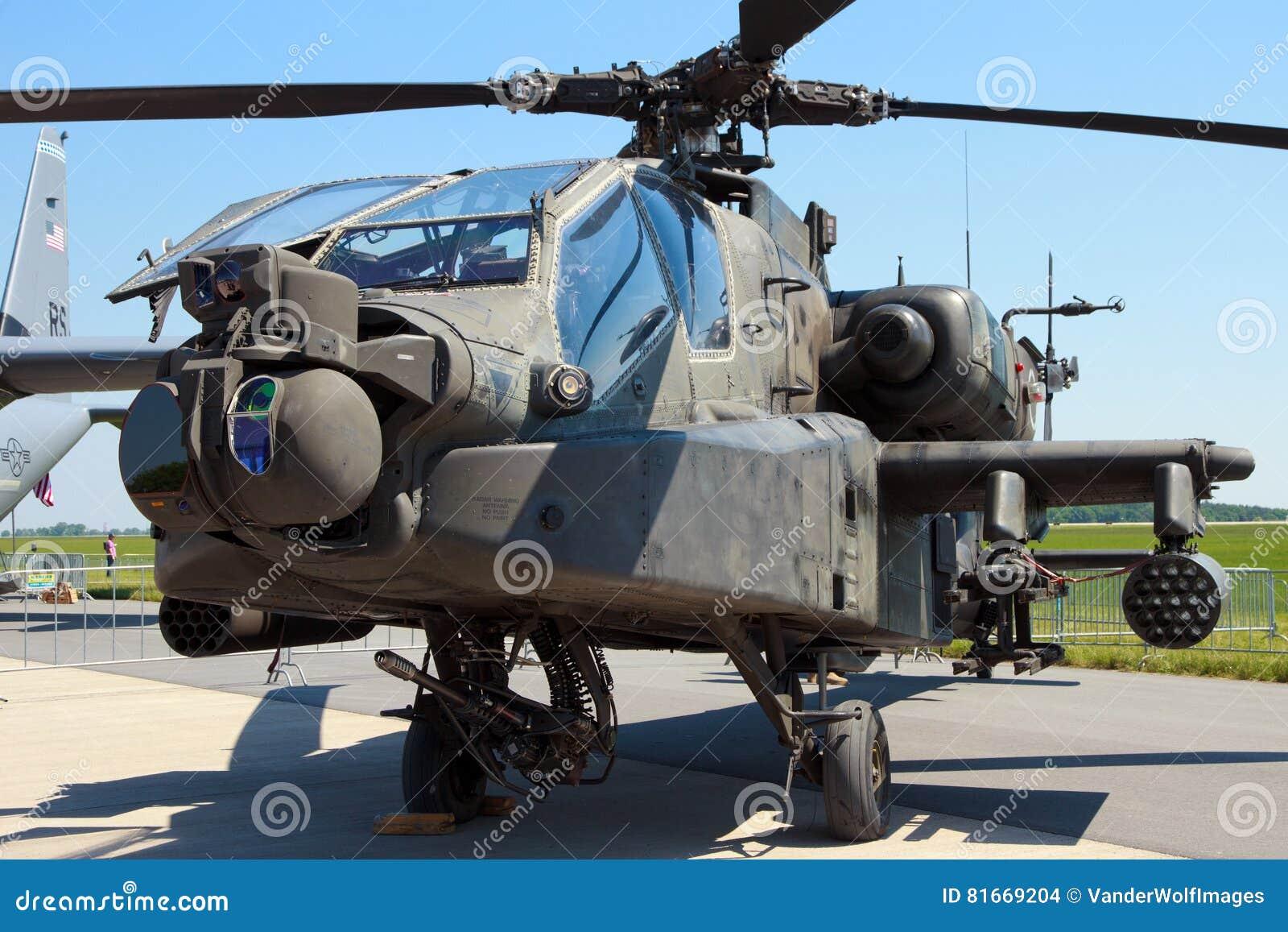 Τόξο του Boeing ah-64D Apache αμερικάνικου στρατού