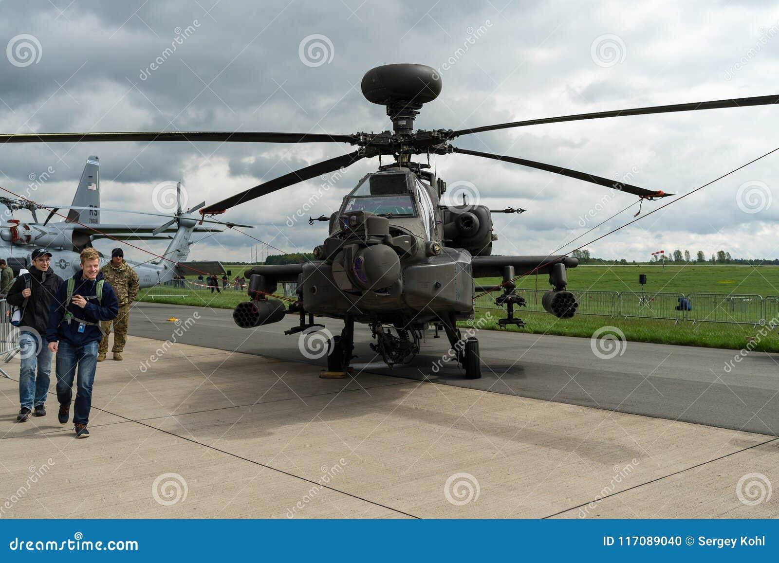 Τόξο του Boeing ah-64D Apache επιθετικών ελικοπτέρων