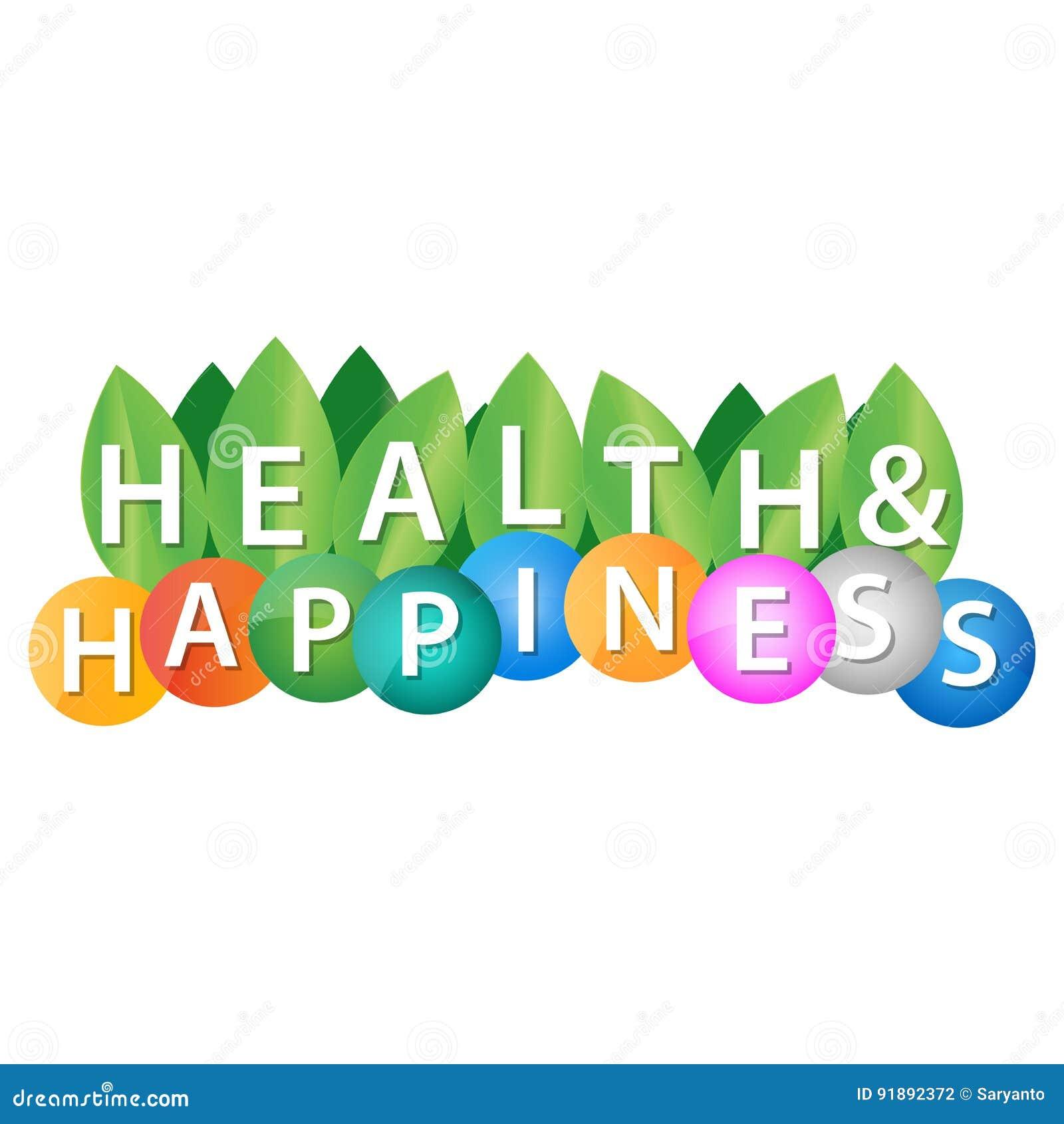 Υγεία και ευτυχία