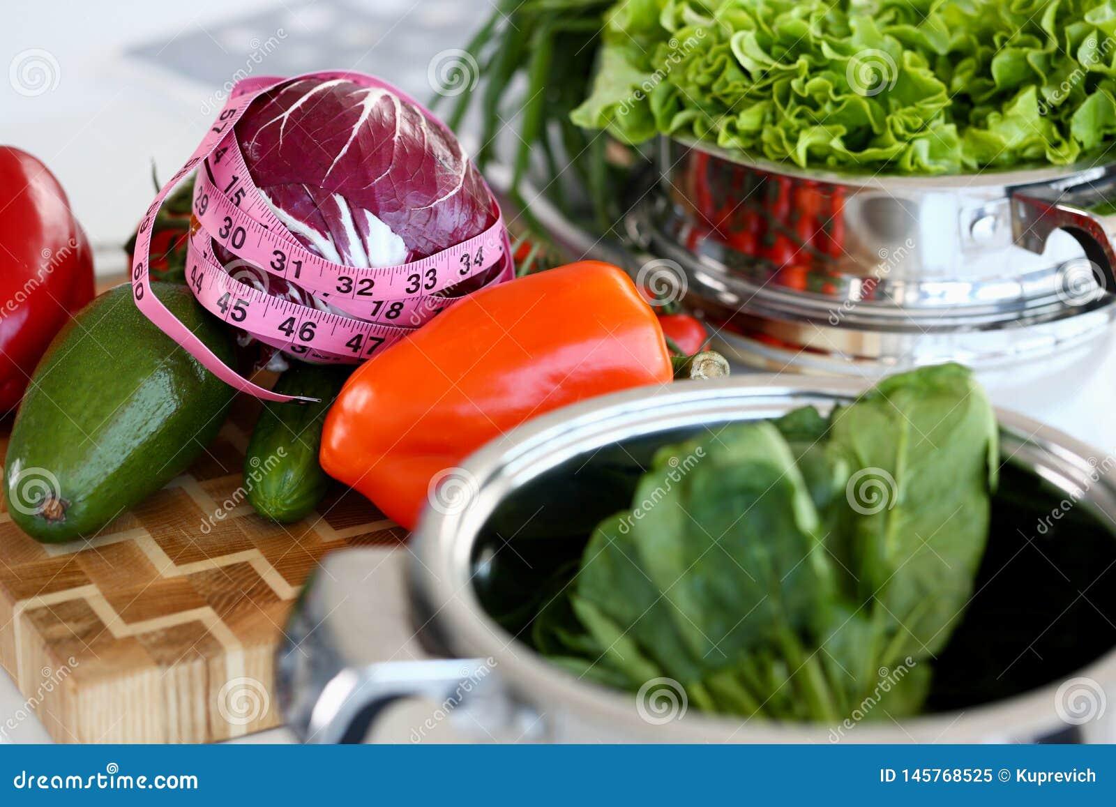 Υγιές ανάμεικτο μαγειρικό φυτικό συστατικό
