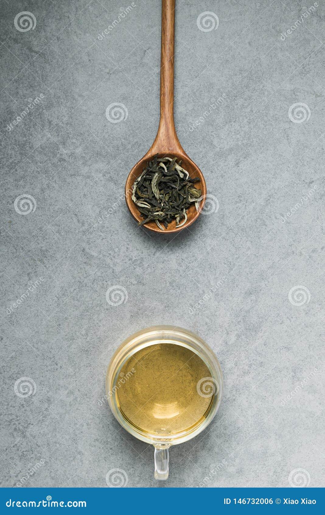 Υγιές κινεζικό τσάι, τελετή τσαγιού