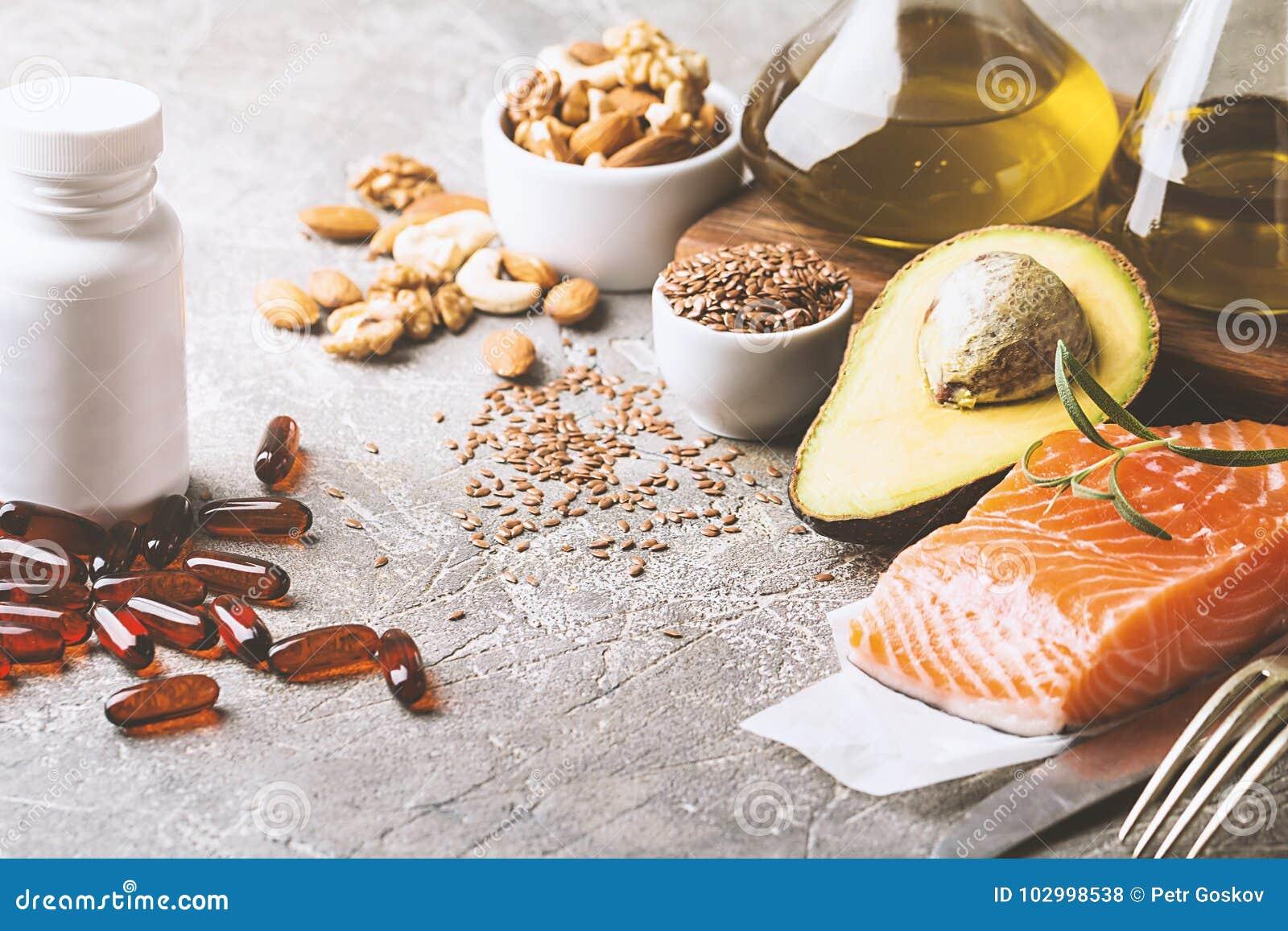 Υγιή λίπη στη διατροφή