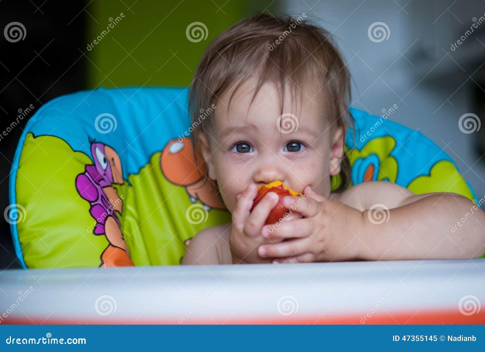 Υγιή τρόφιμα για το μωρό