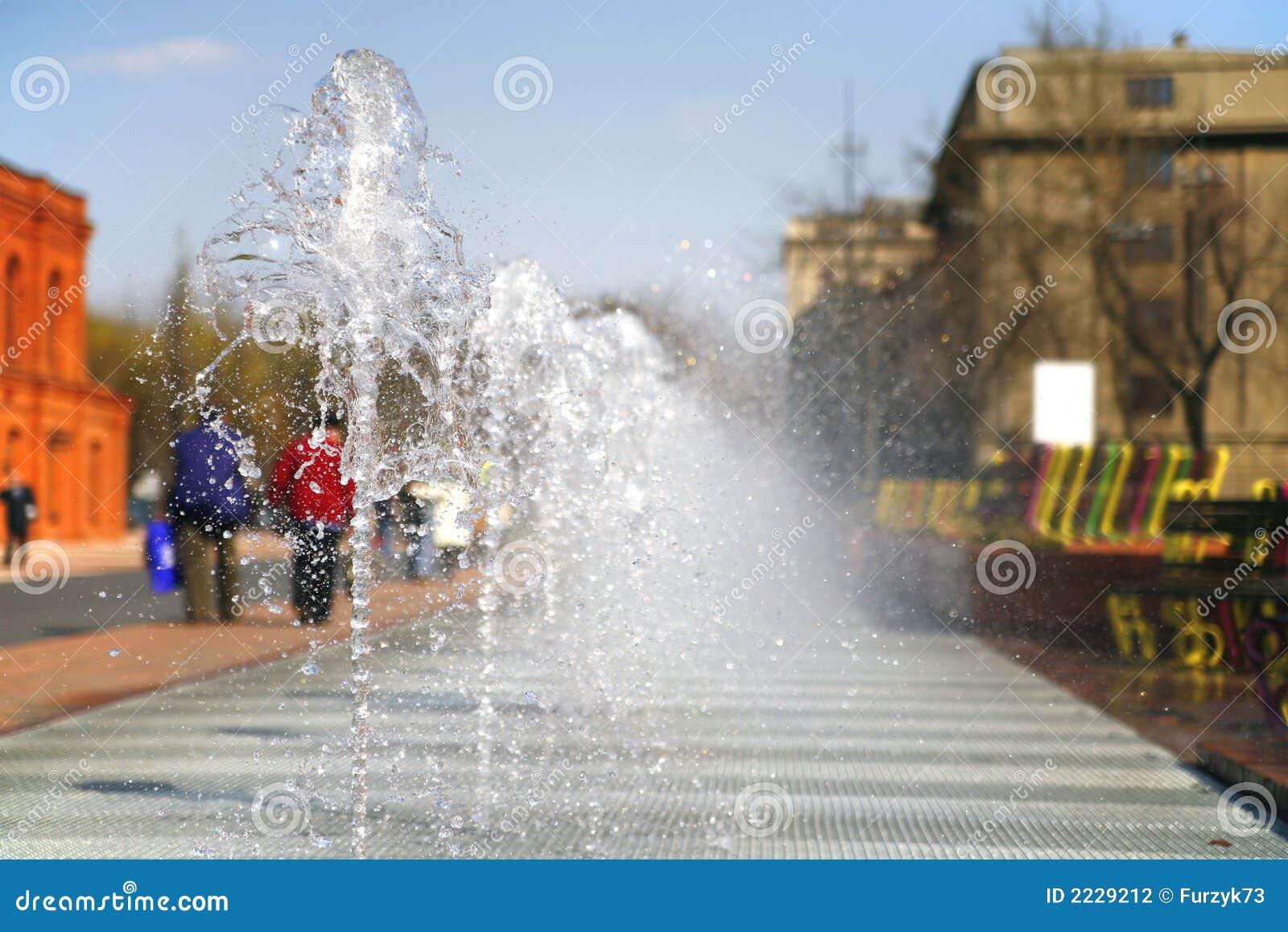 υδάτινα έργα σειρών
