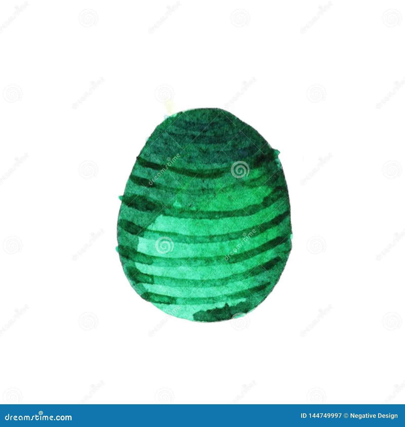 Υδατόχρωμα αυγών εστέρα
