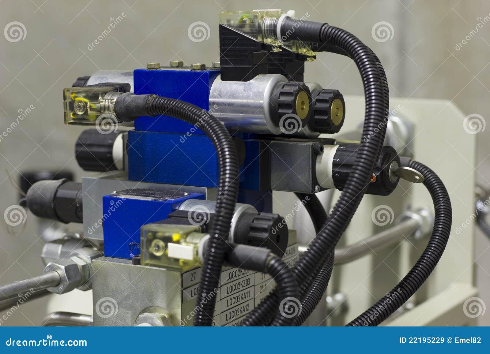 υδραυλικές βαλβίδες σ&o