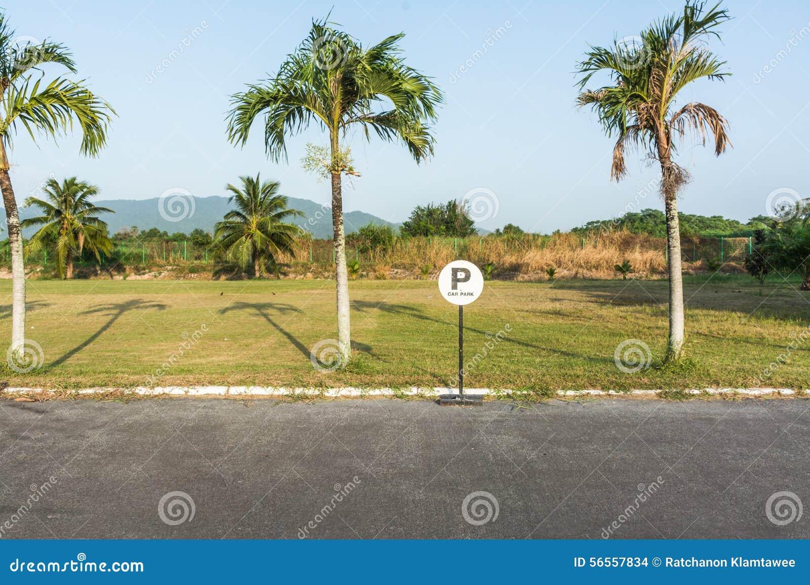 Download Υπαίθριος σταθμός αυτοκινήτων Στοκ Εικόνες - εικόνα από κενός, parking: 56557834