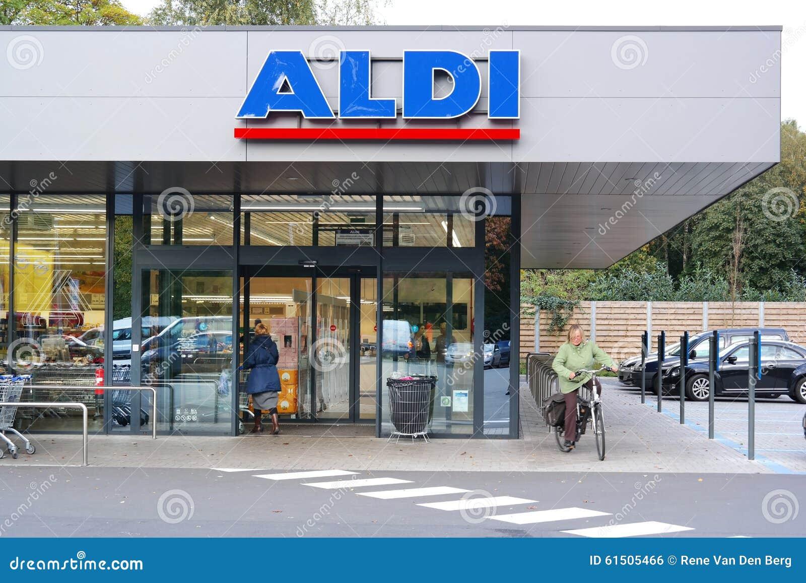 Υπεραγορά έκπτωσης Aldi