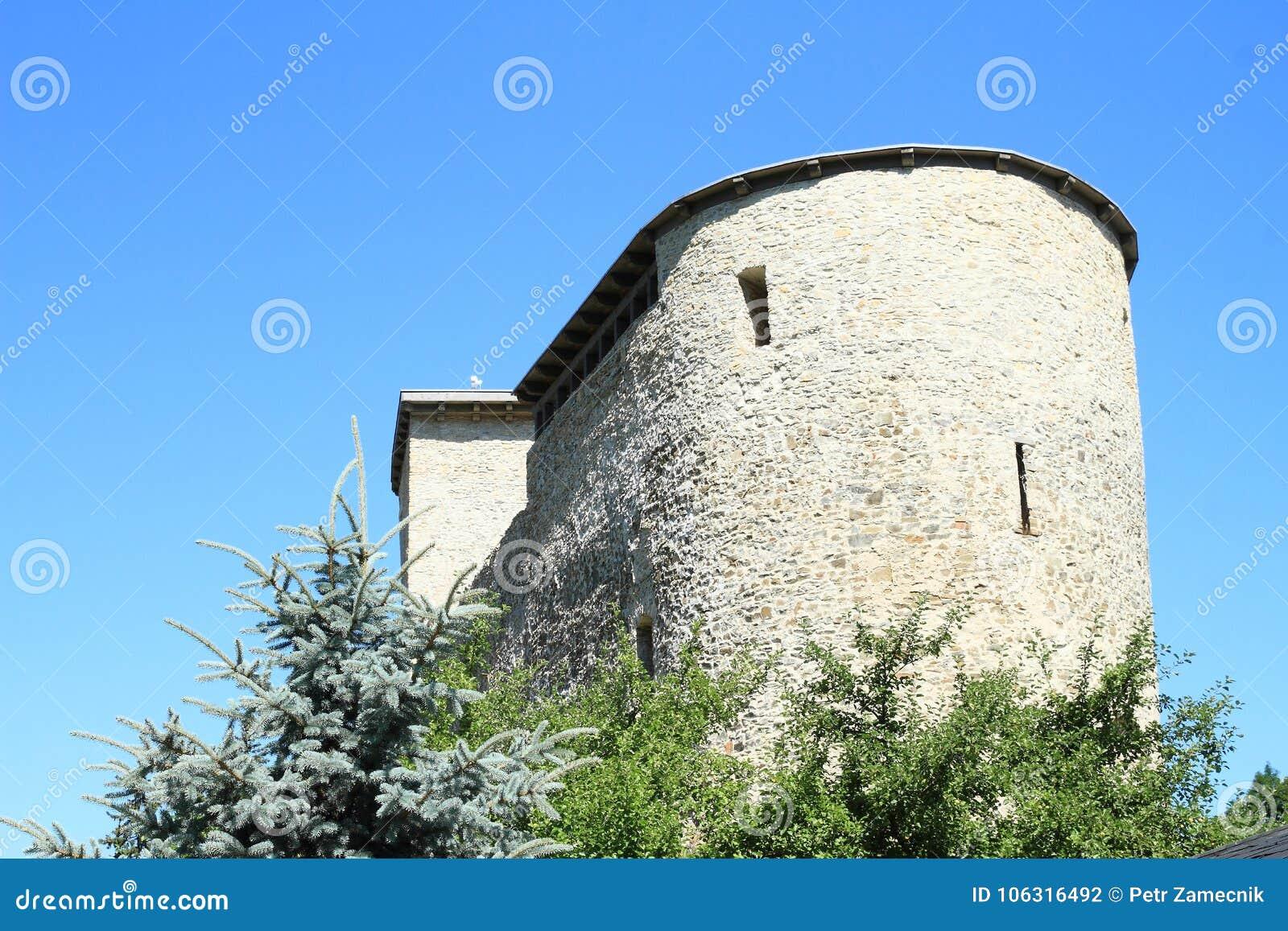 Υπερασπίστε τον πύργο του Castle Liptovsky Hradok