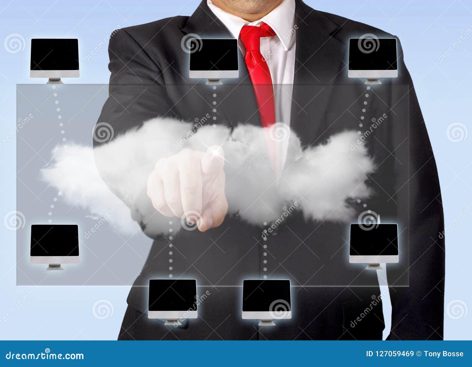 Υπολογισμός σύννεφων δικτύων
