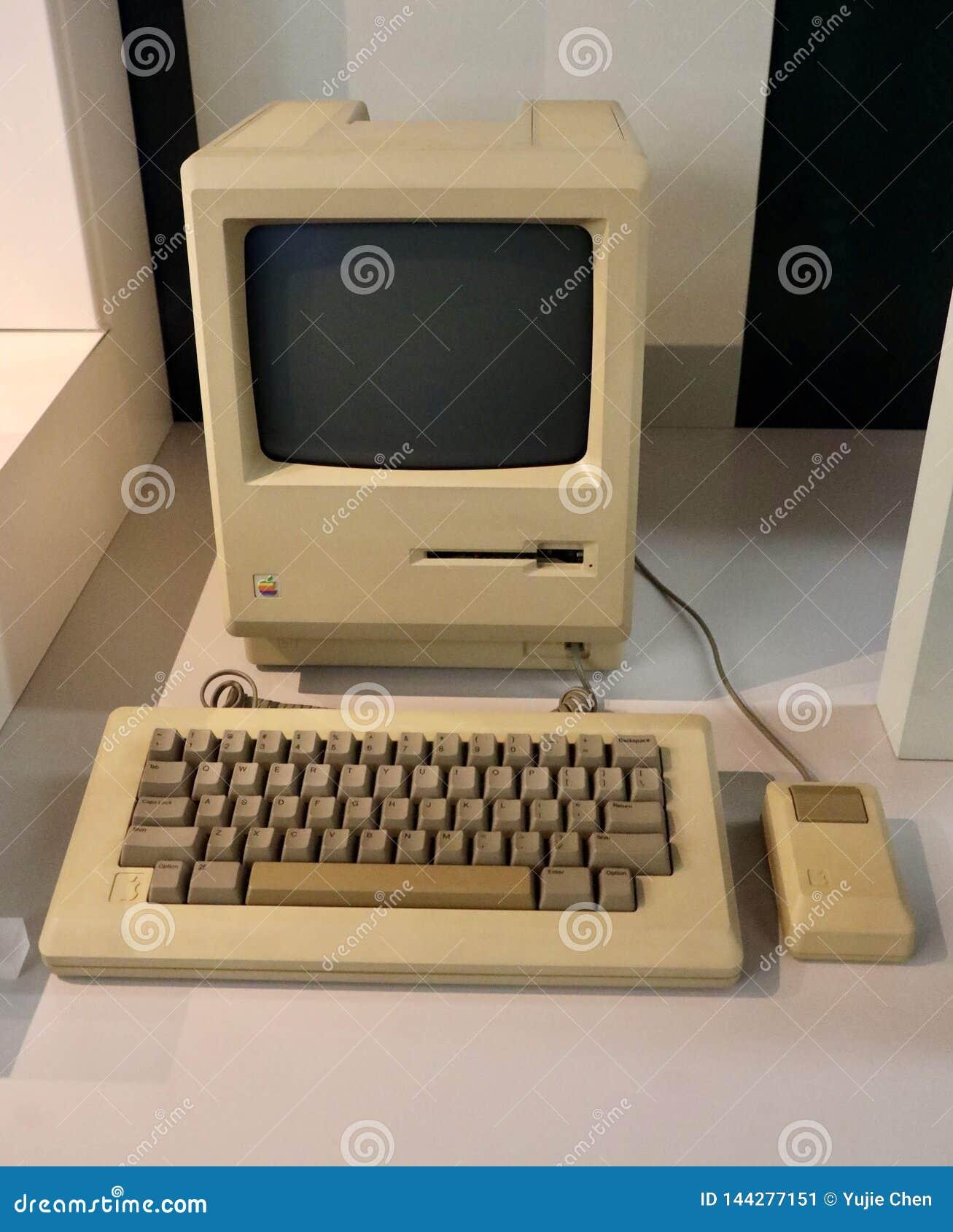 Υπολογιστής γραφείου του Apple Macintosh