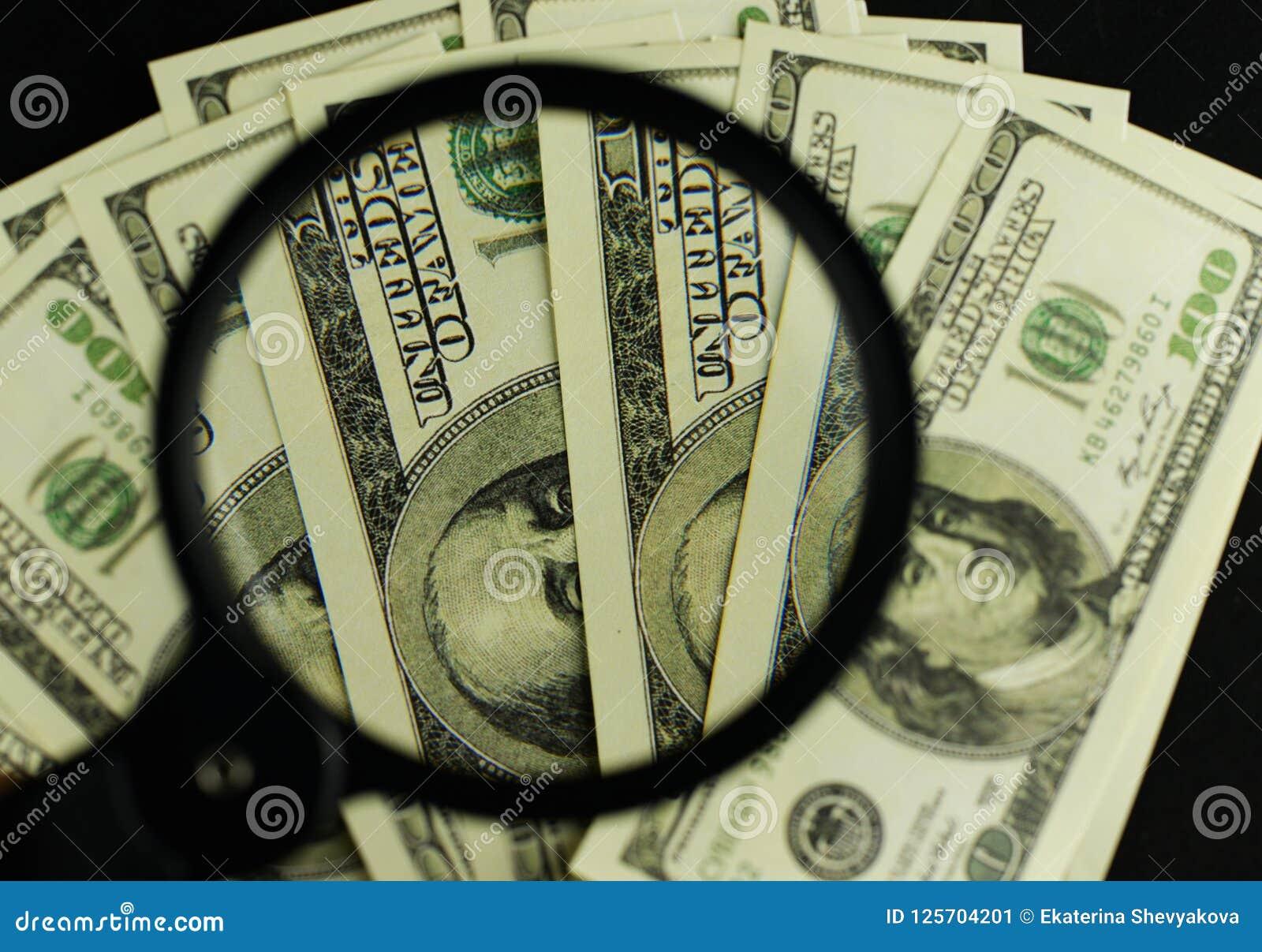 Υπόβαθρο πολλών τραπεζογραμματίων χρημάτων 100 δολαρίων