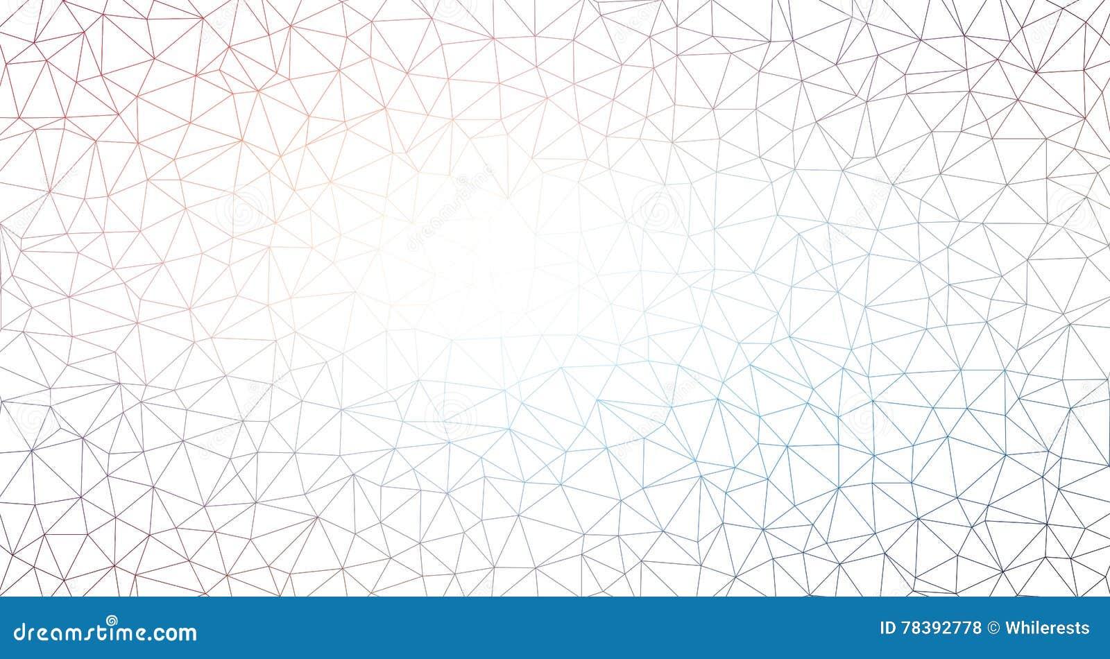 Υπόβαθρο σχεδίων τριγώνων
