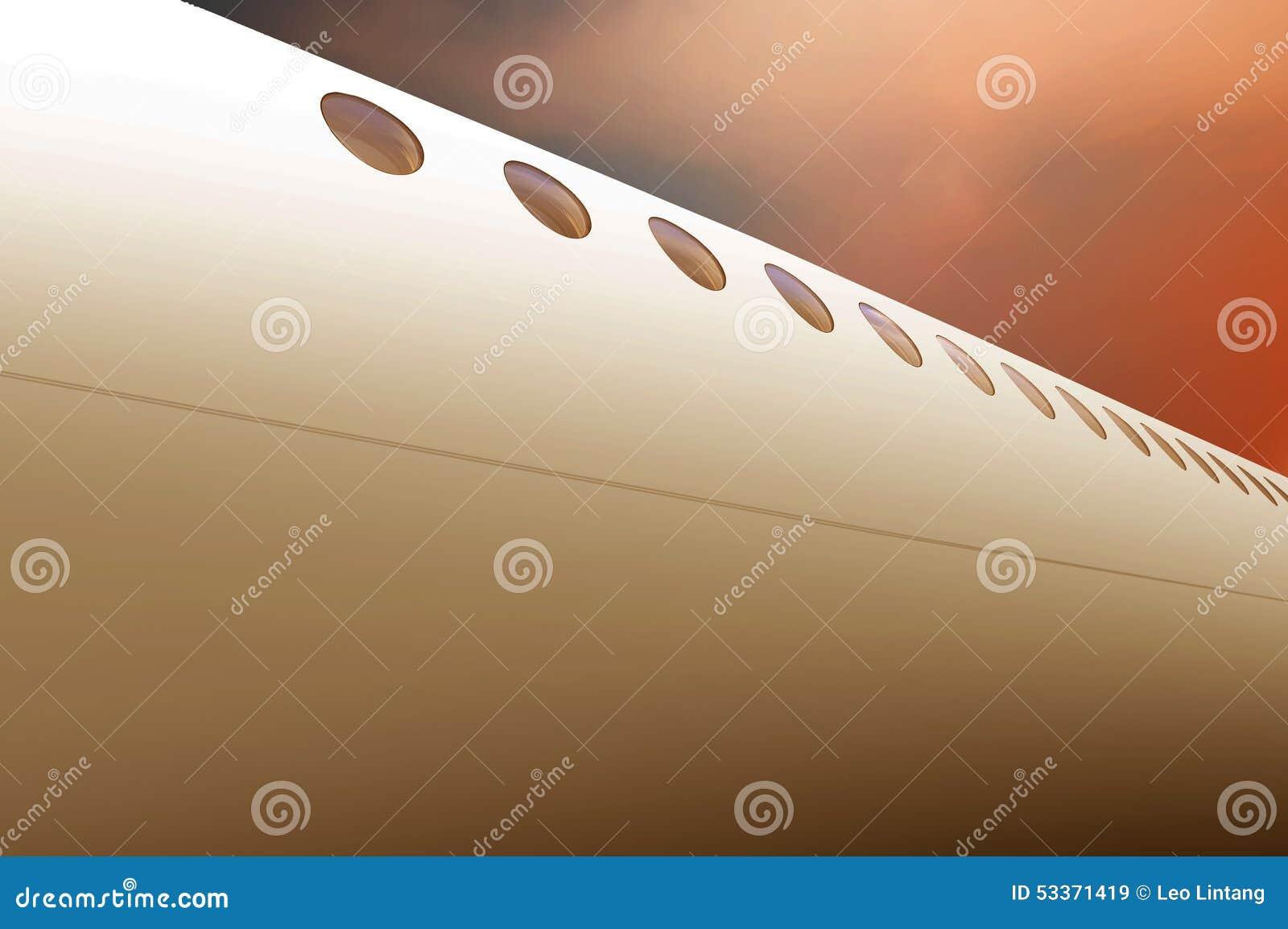 Υπόβαθρο σώματος αεροπλάνων