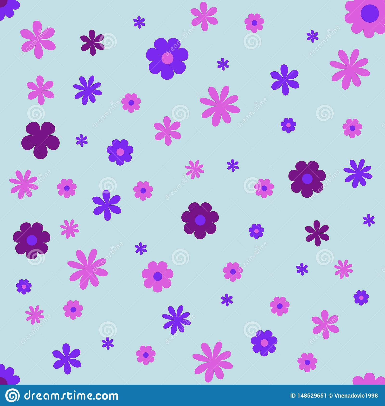 Υπόβαθρο ταπετσαριών πλαισίων λουλουδιών