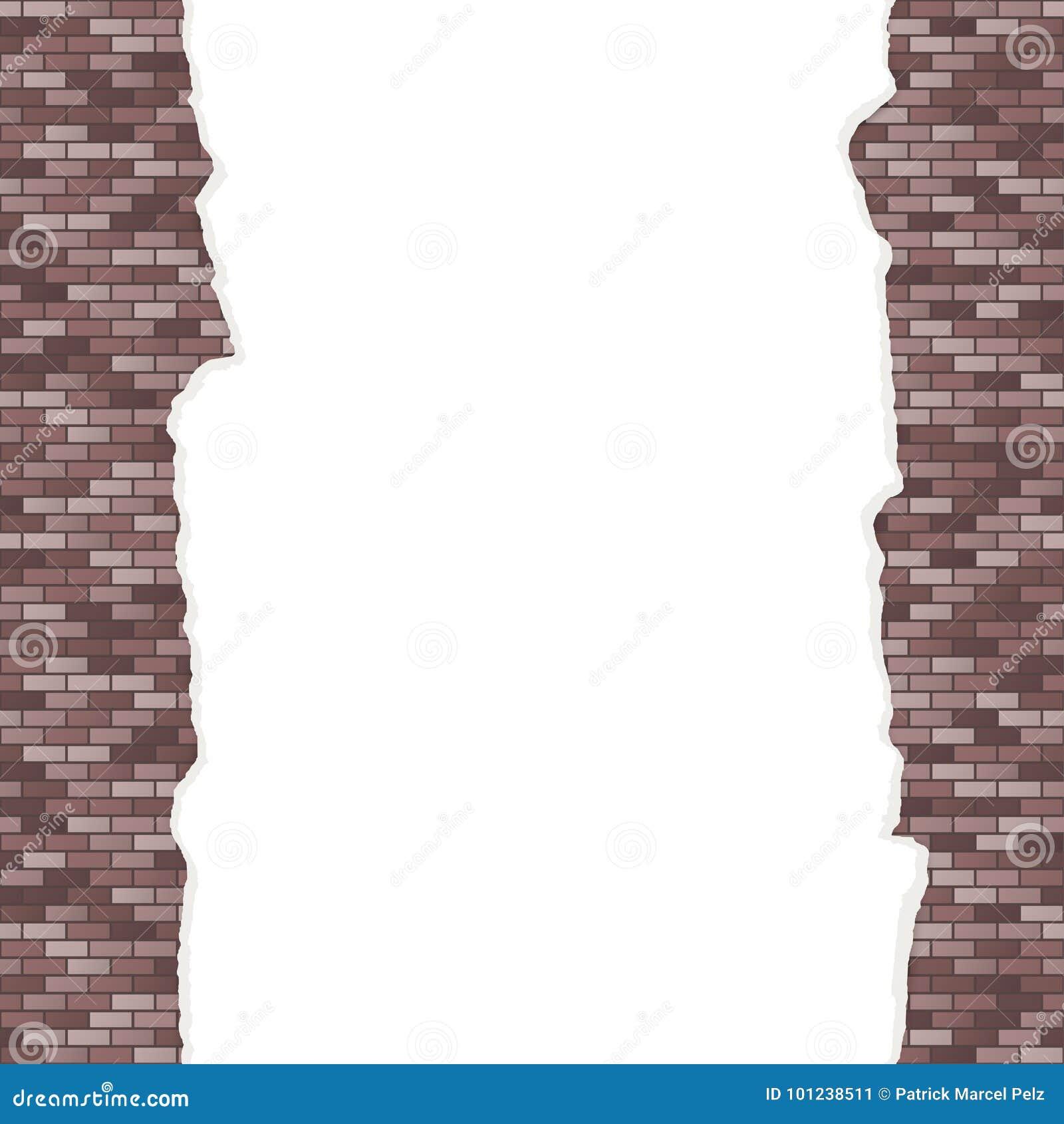υπόβαθρο τοίχων με το σπασμένο ασβεστοκονίαμα άνευ ραφής
