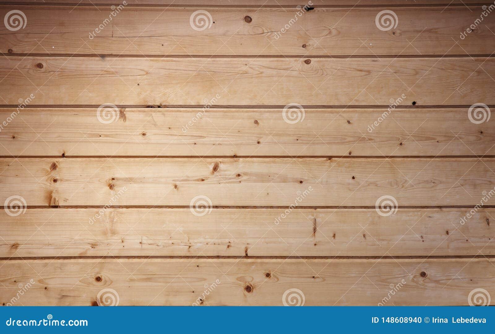 Υπόβαθρο του φυσικού ξύλινου καφετιού χρώματος