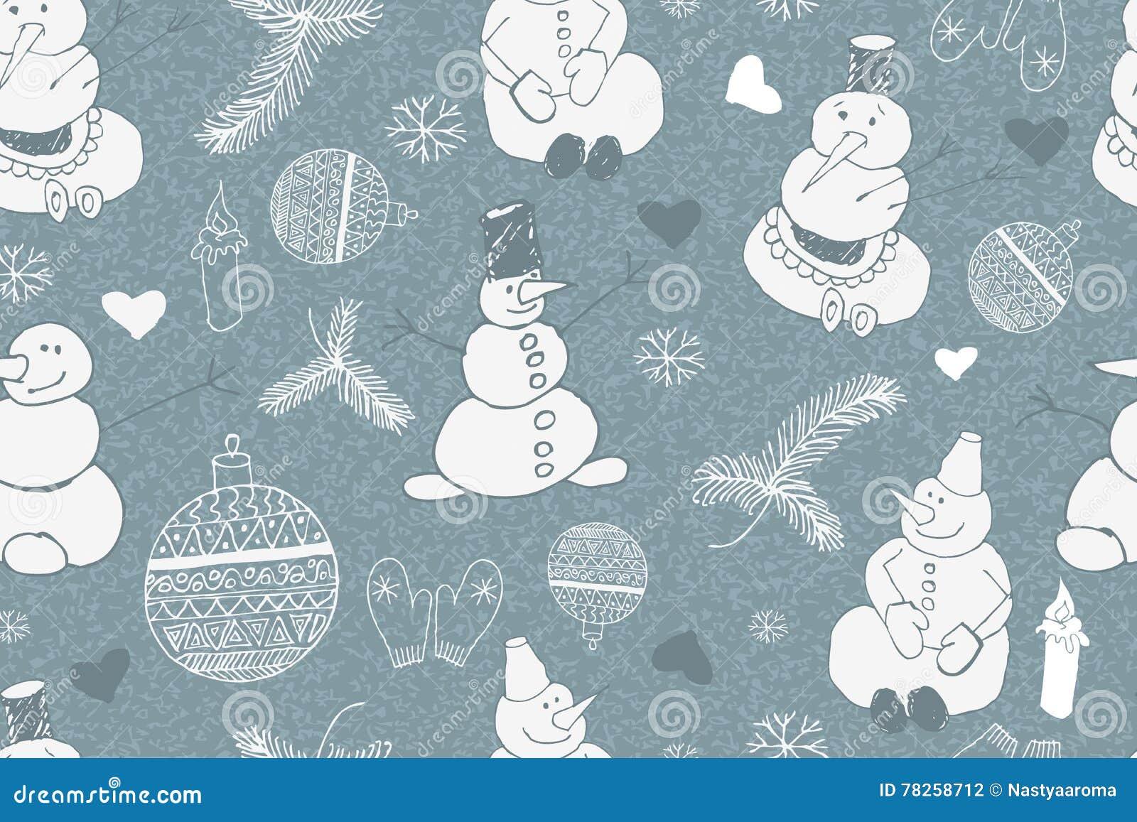 Υπόβαθρο Χριστουγέννων, άνευ ραφής επικεράμωση