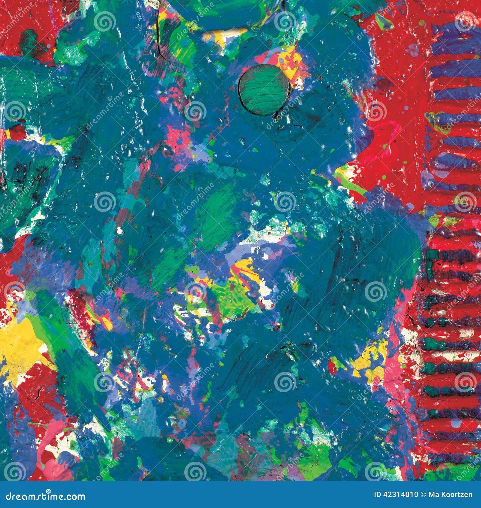 Υπόβαθρο χρωμάτων σύστασης