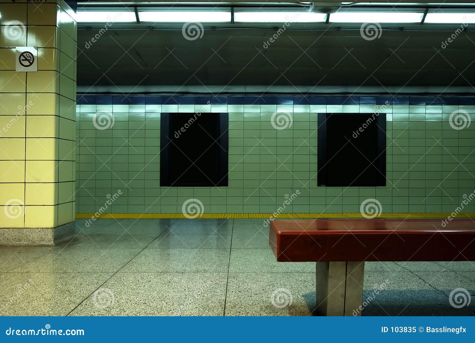 υπόγειος αφισών