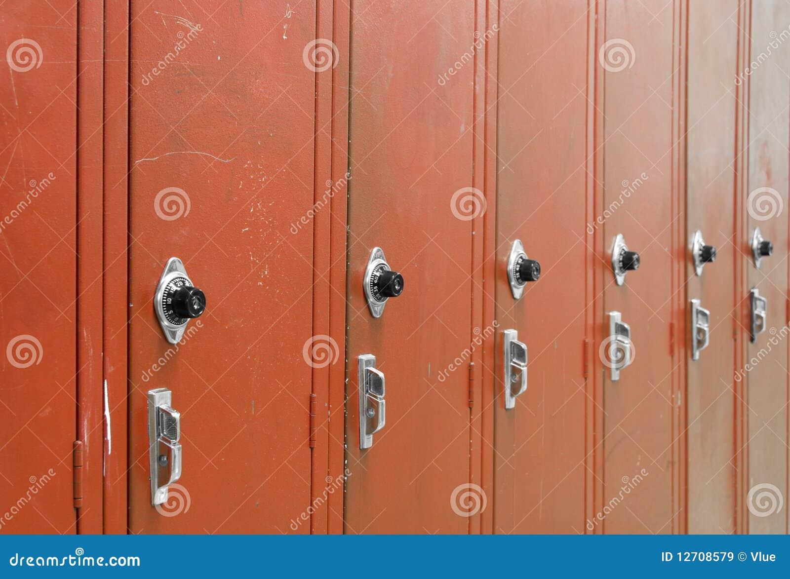 υψηλό κόκκινο σχολείο ντ&