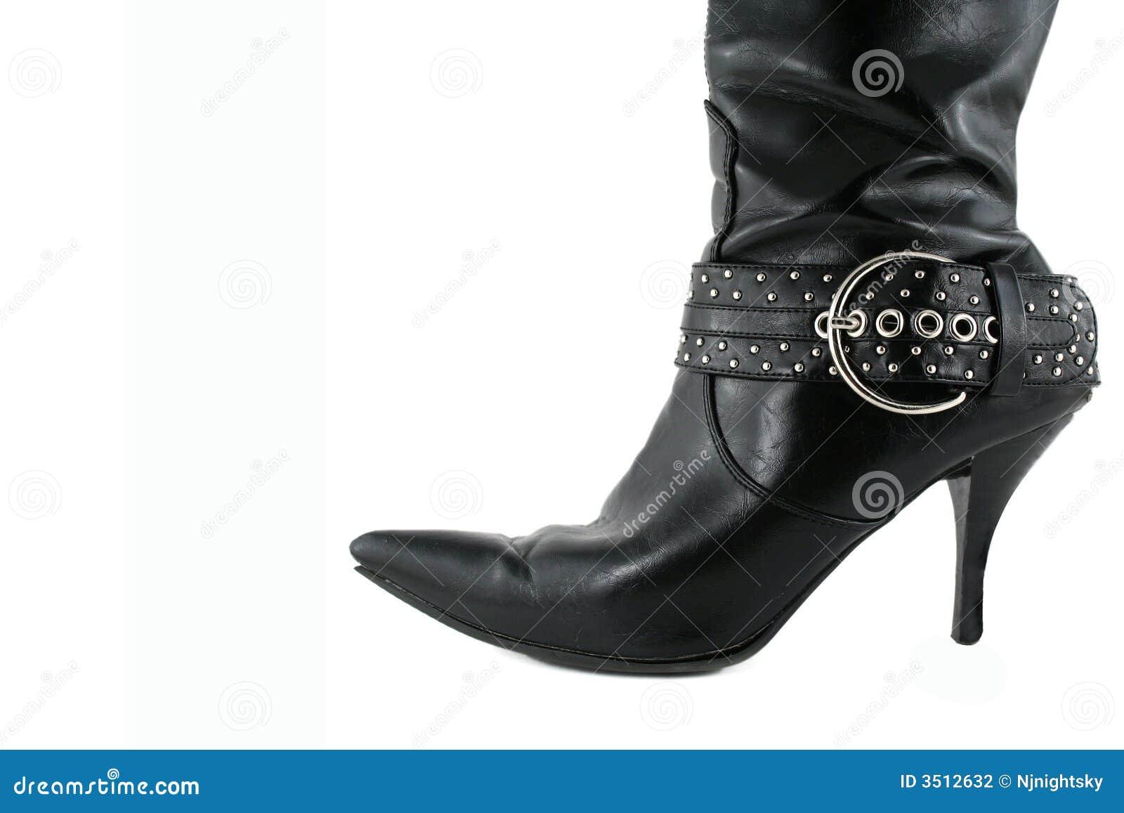 υψηλών γυναικών τακουνιών μποτών