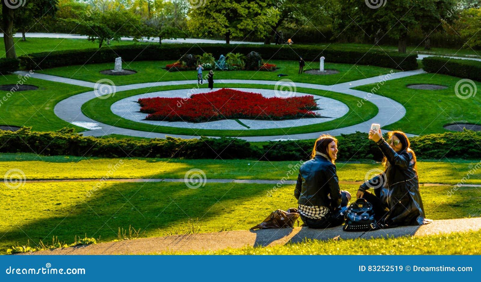 Υψηλό πάρκο στο Τορόντο, Καναδάς