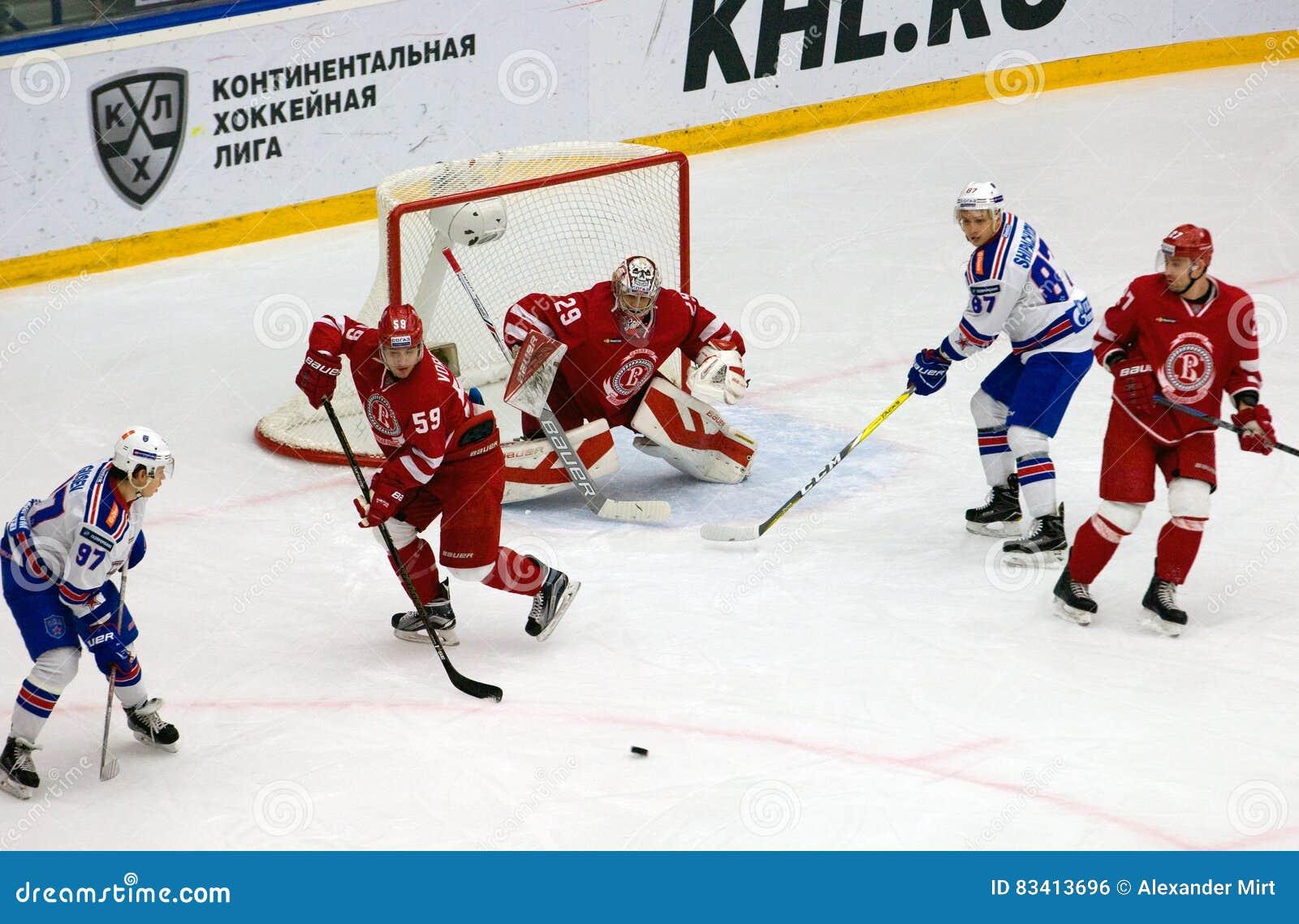 Υ Voronkov ( 59)  υπερασπίστε την πύλη