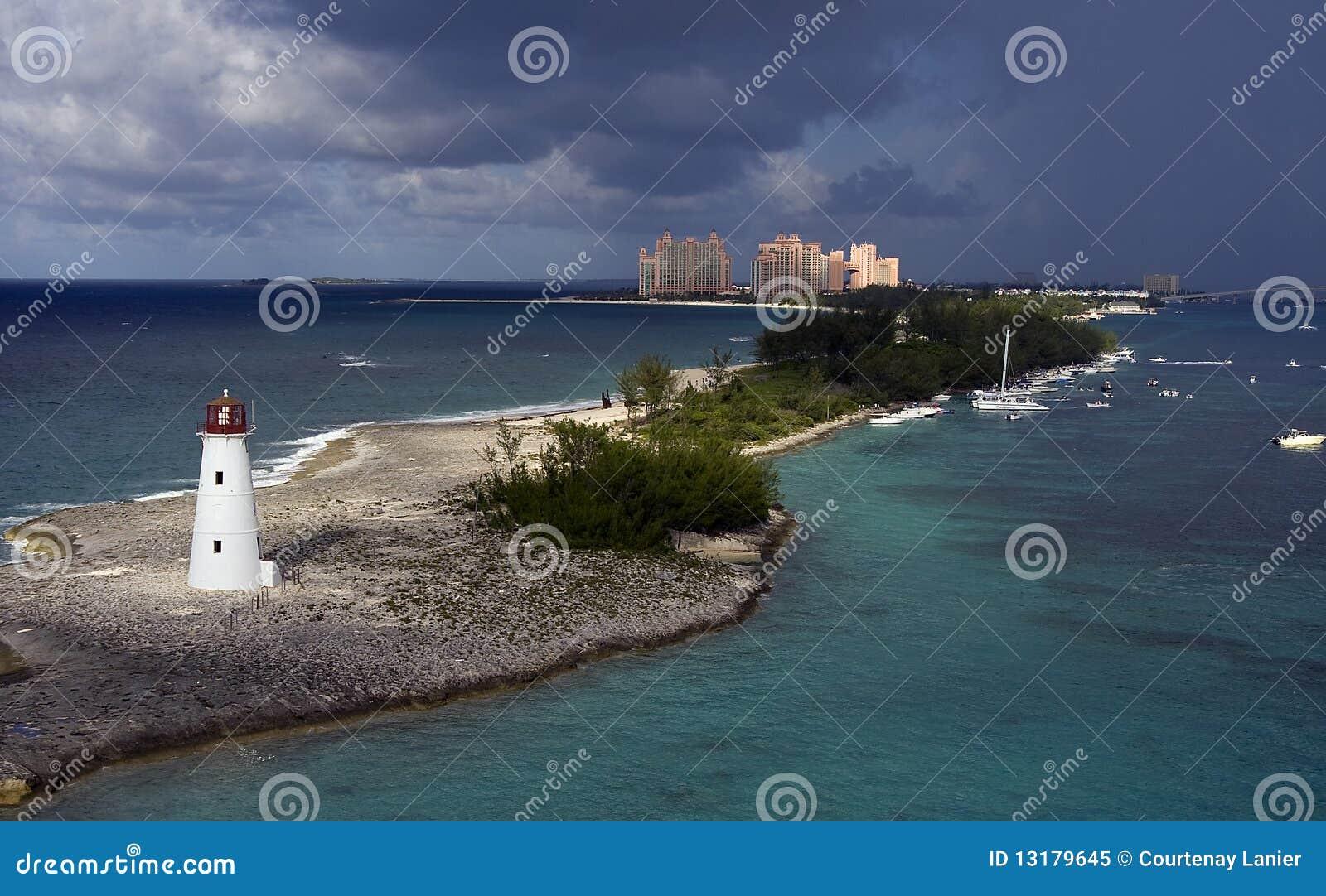 φάρος νησιών γουρουνιών