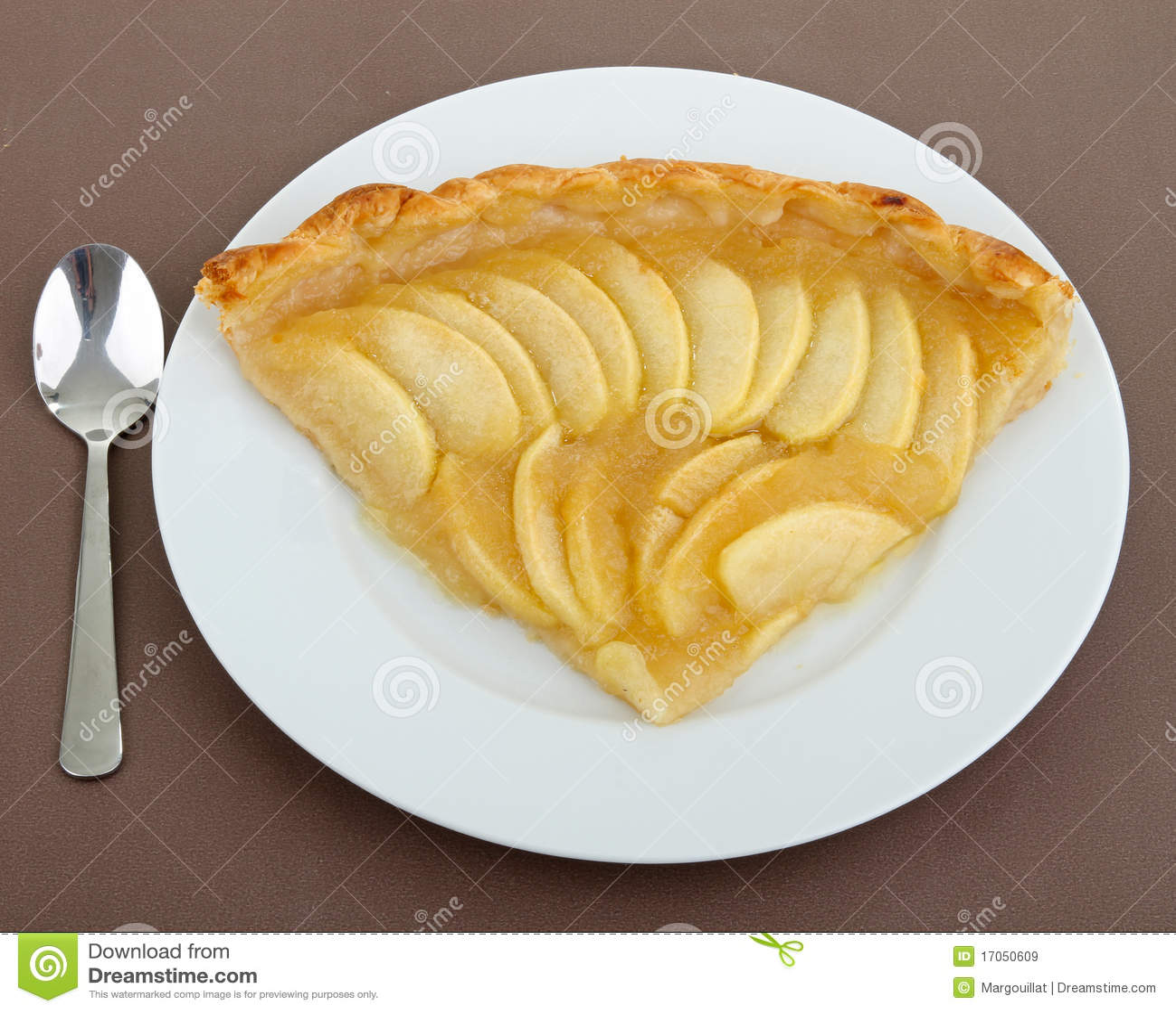 φέτα μήλων ξινή