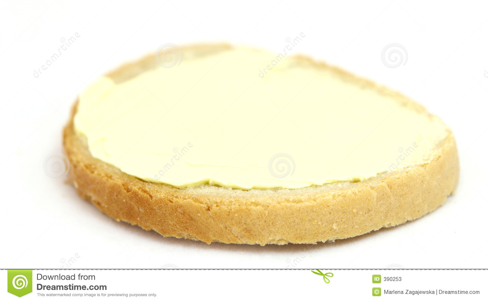φέτα ψωμιού