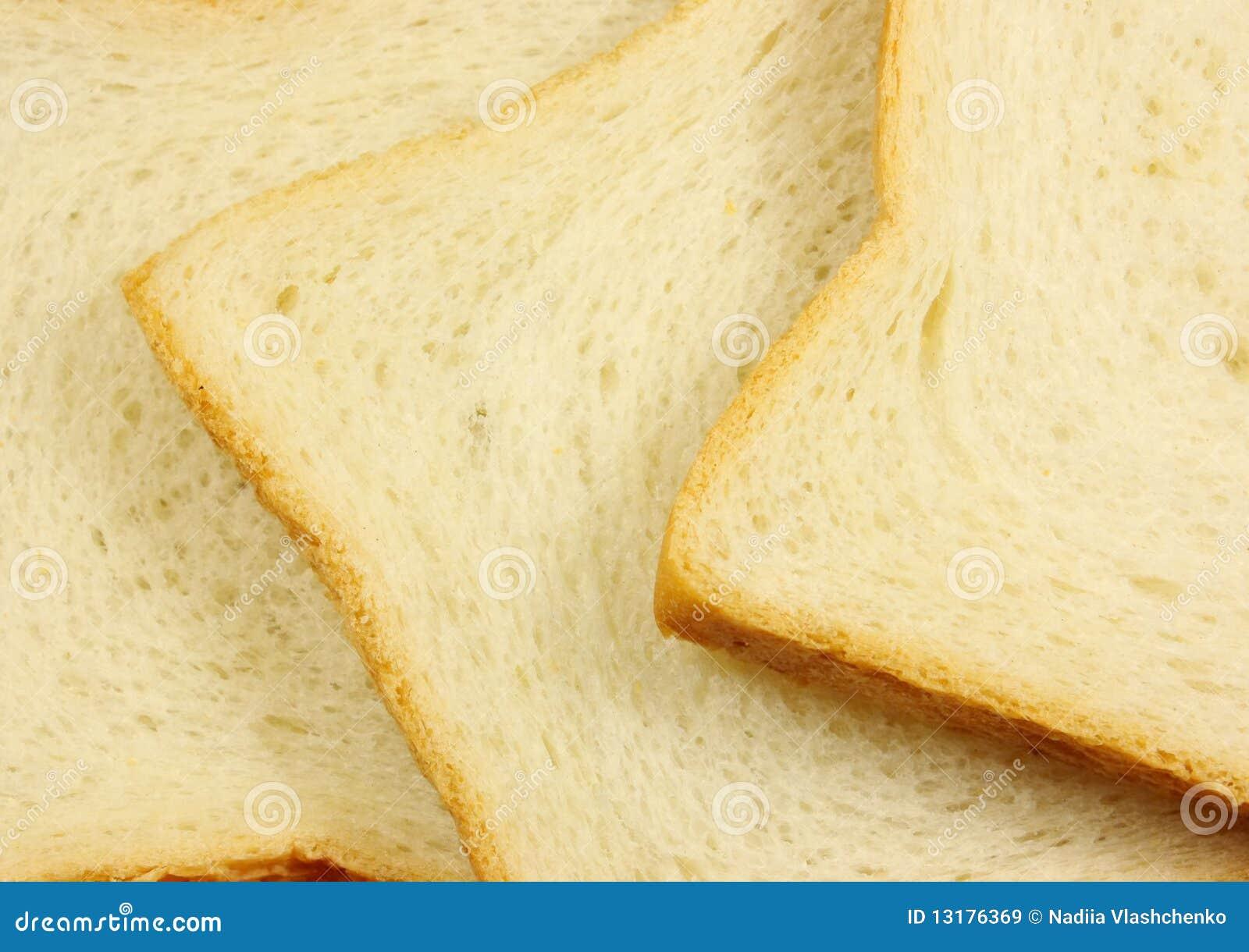 φέτες ψωμιού