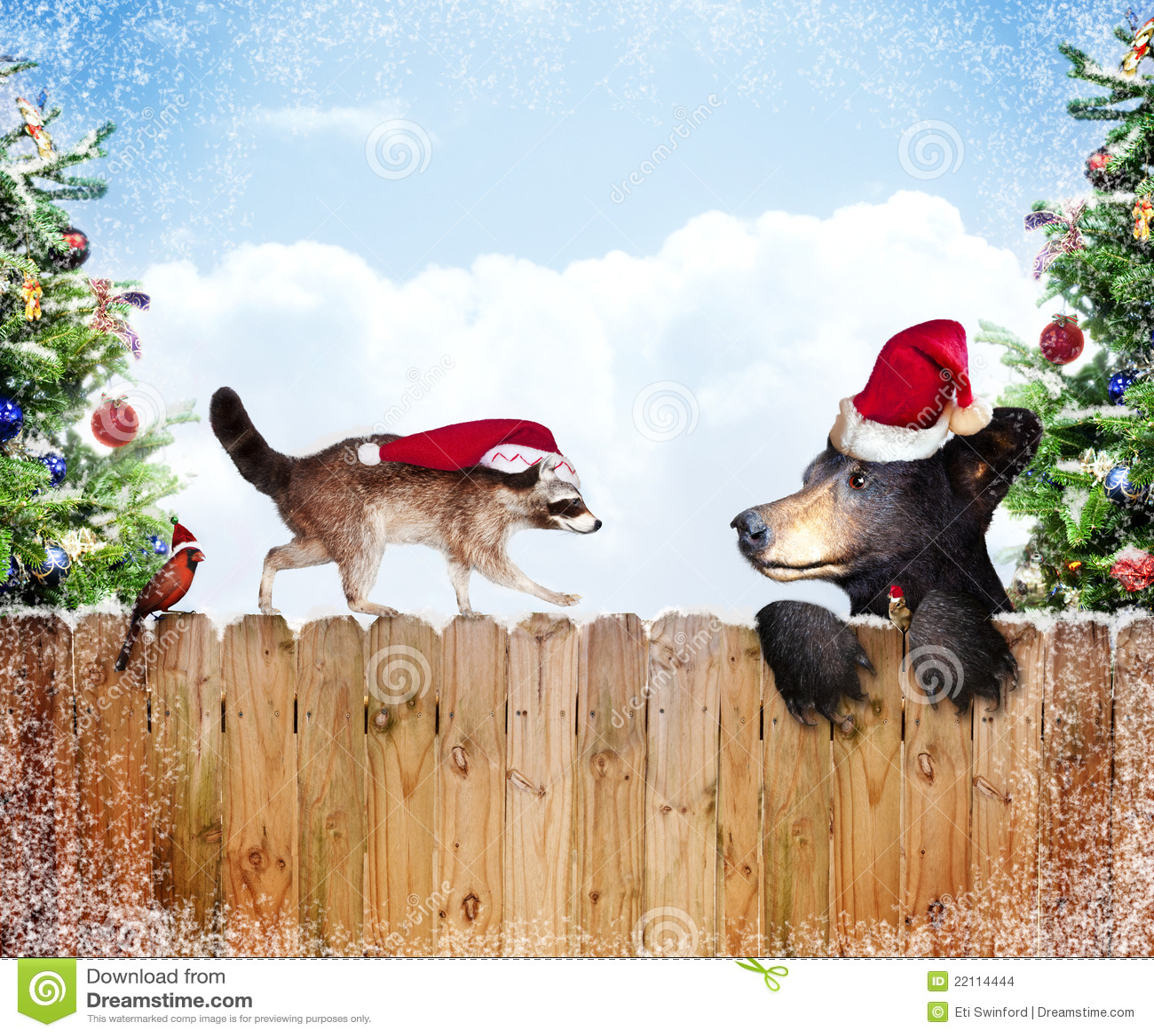 φίλοι Χριστουγέννων