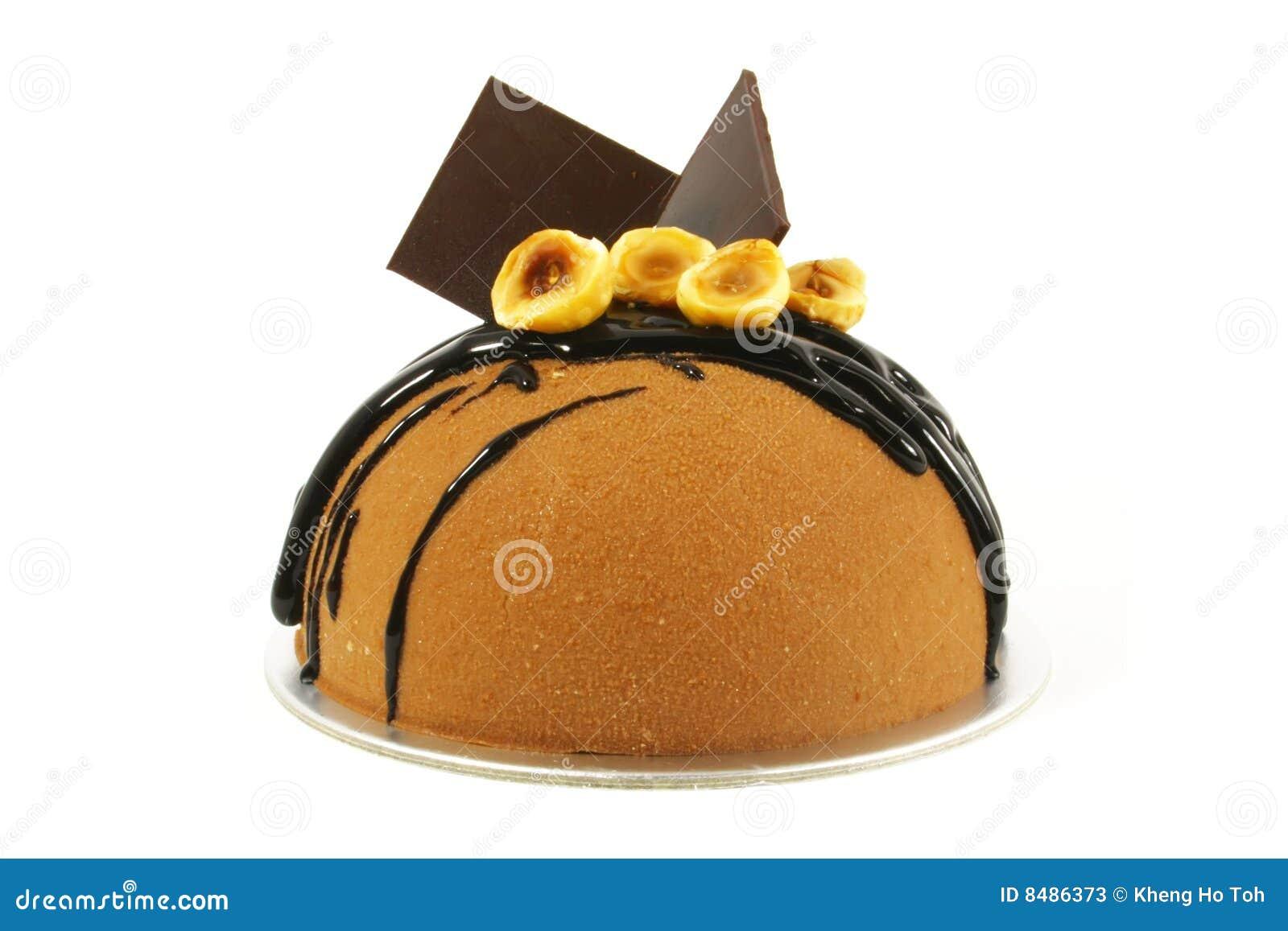 φαντασία σοκολάτας κέικ